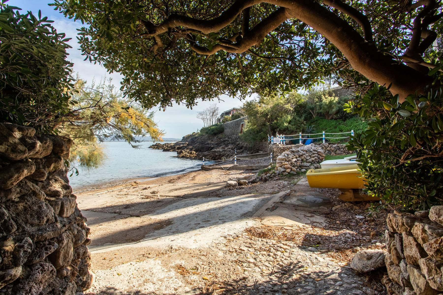 Incantevole villa pieds dans l'eau all'Argentario - 7