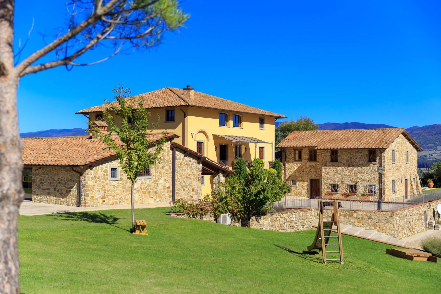 Marvelous estate with views over the Casentino valley - 5