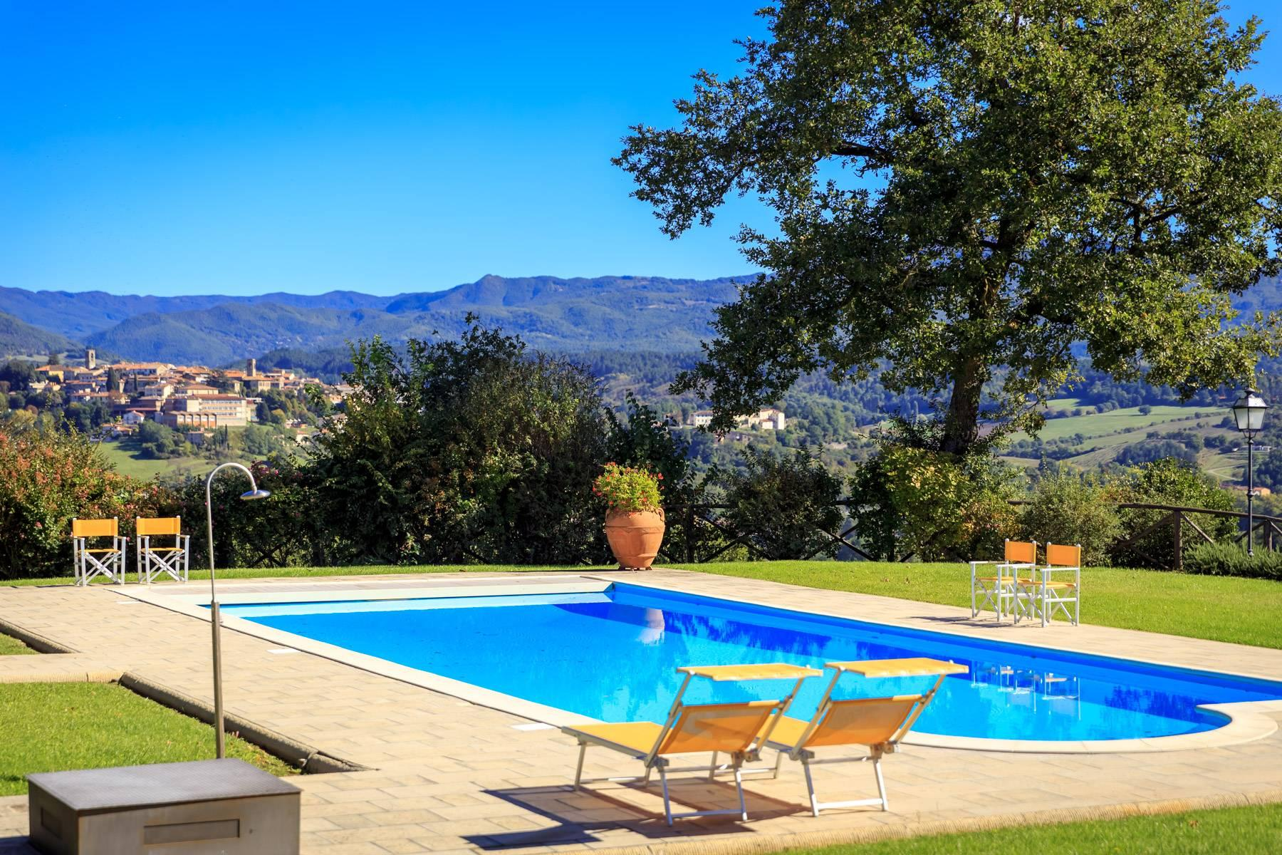 Marvelous estate with views over the Casentino valley - 30
