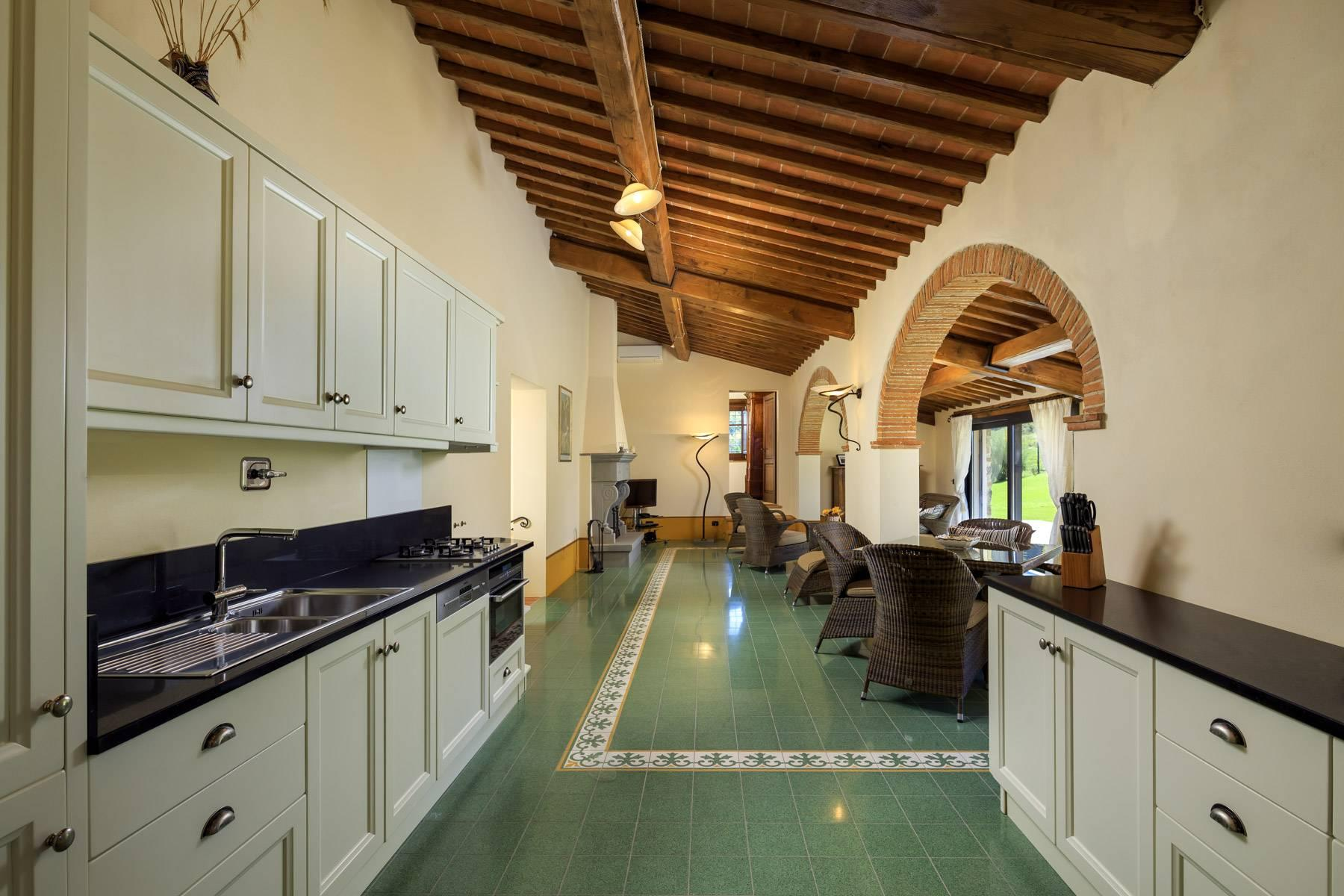 Marvelous estate with views over the Casentino valley - 19