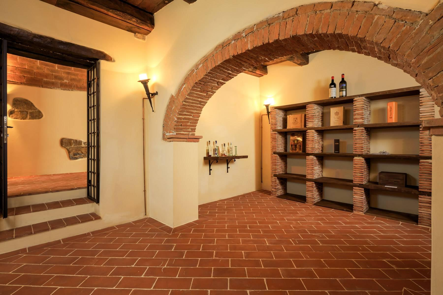 Marvelous estate with views over the Casentino valley - 21