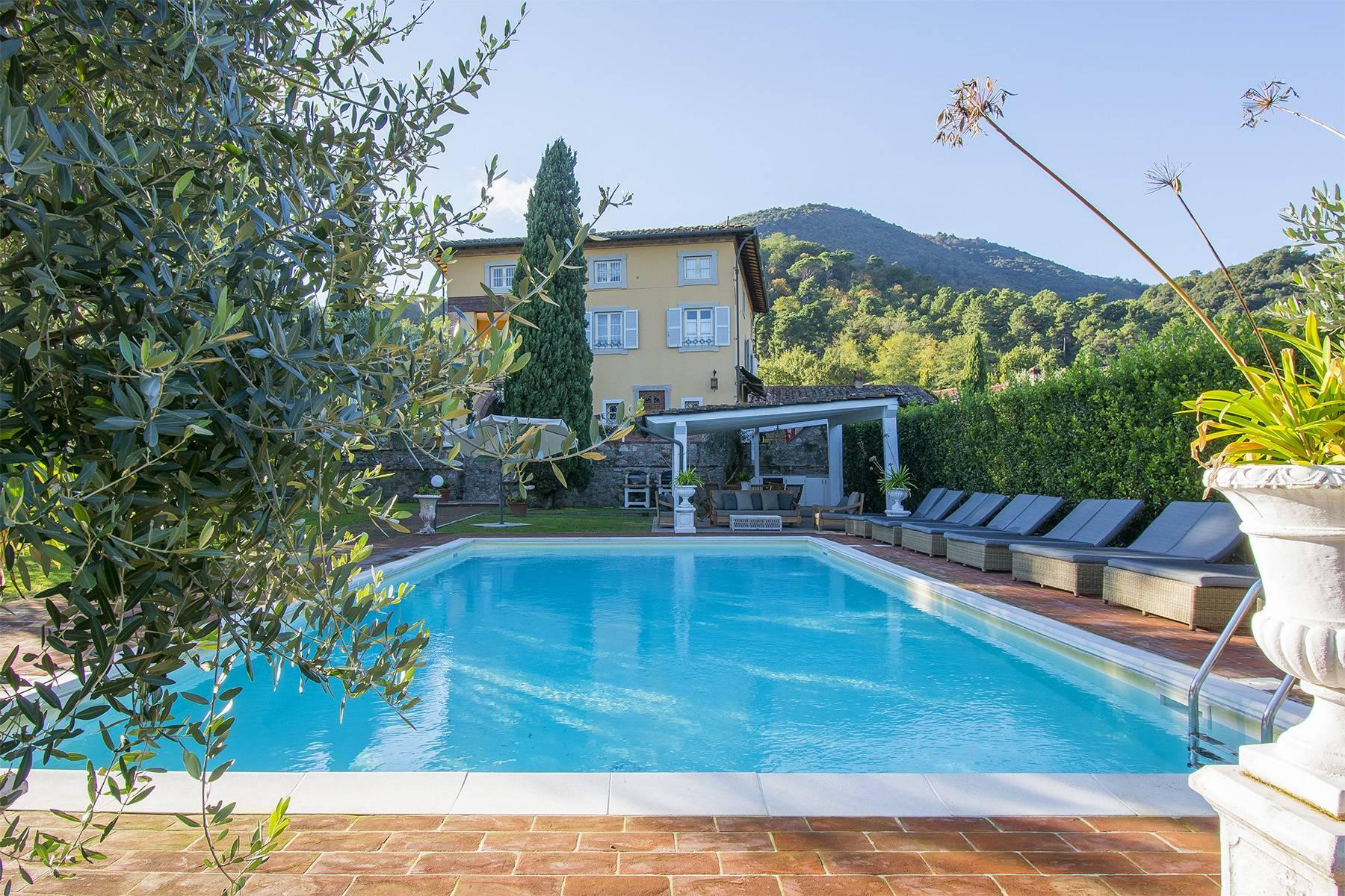Romantic luxury Villa on the hills of Lucca - 5