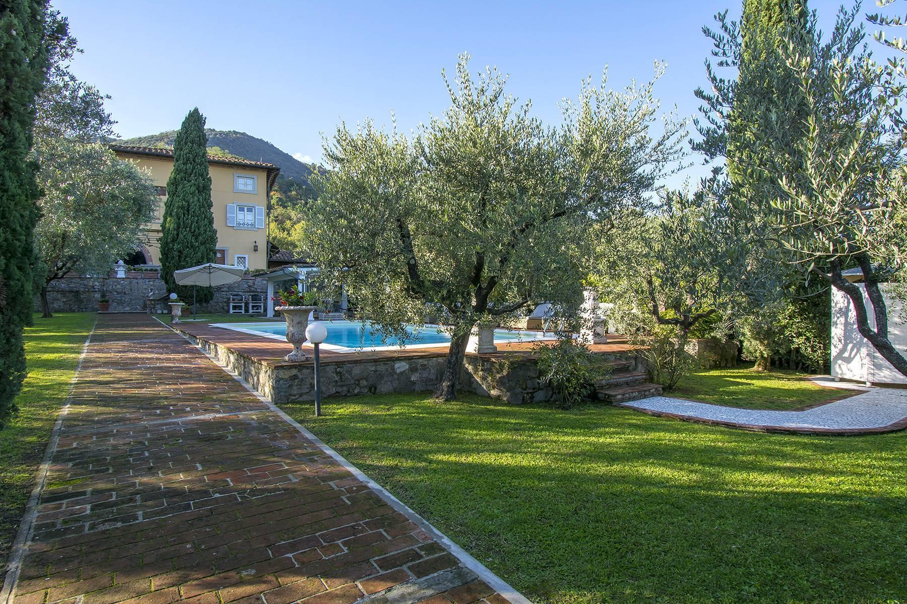 Romantic luxury Villa on the hills of Lucca - 31