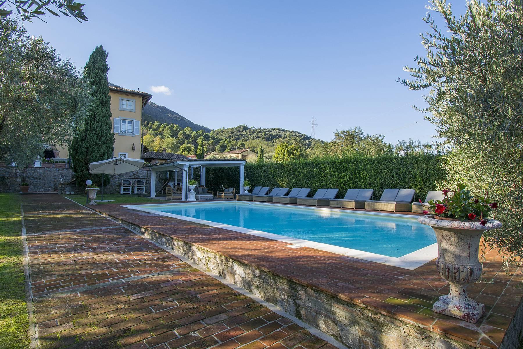 Romantic luxury Villa on the hills of Lucca - 10
