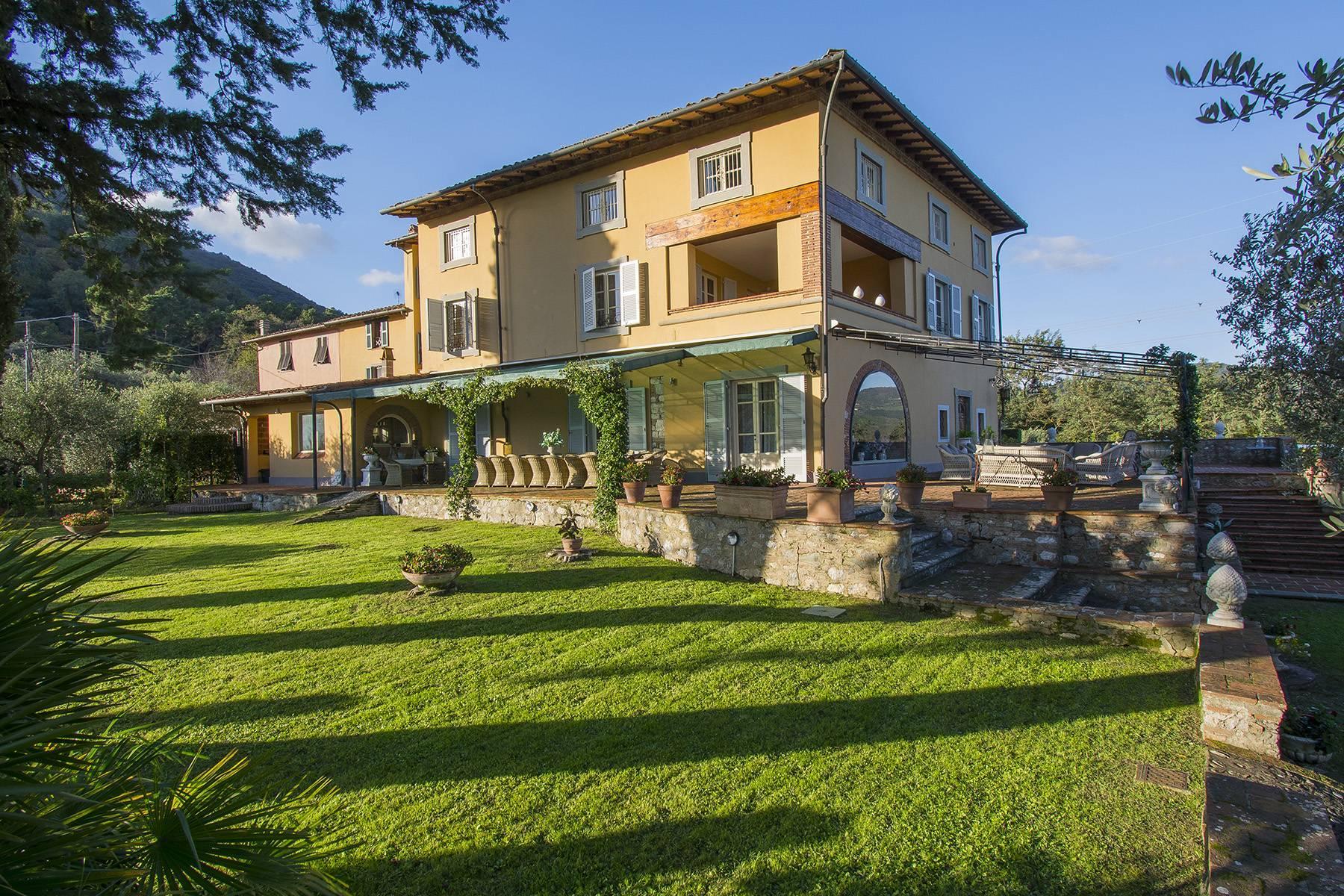 Romantic luxury Villa on the hills of Lucca - 4