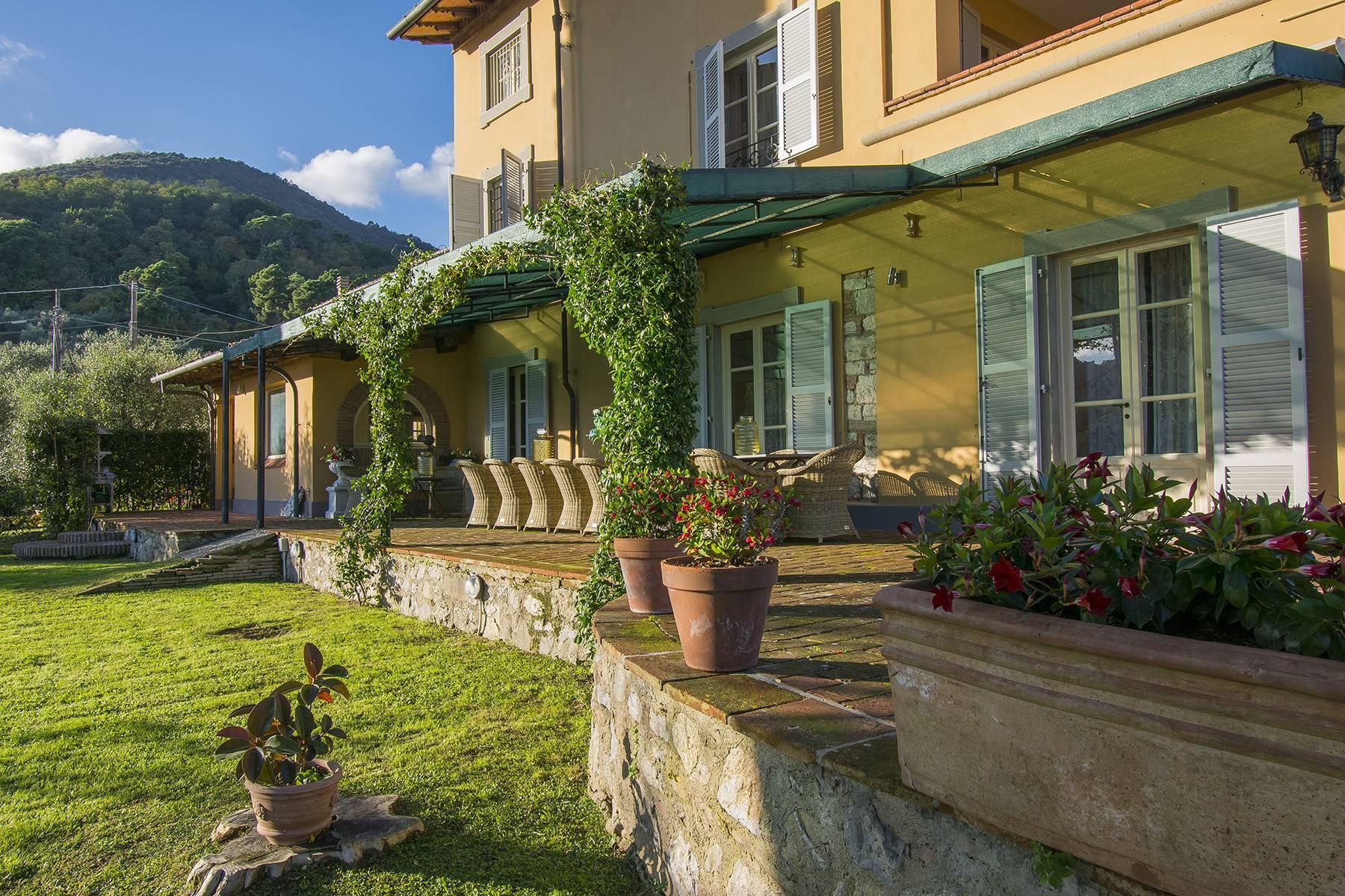 Romantic luxury Villa on the hills of Lucca - 2