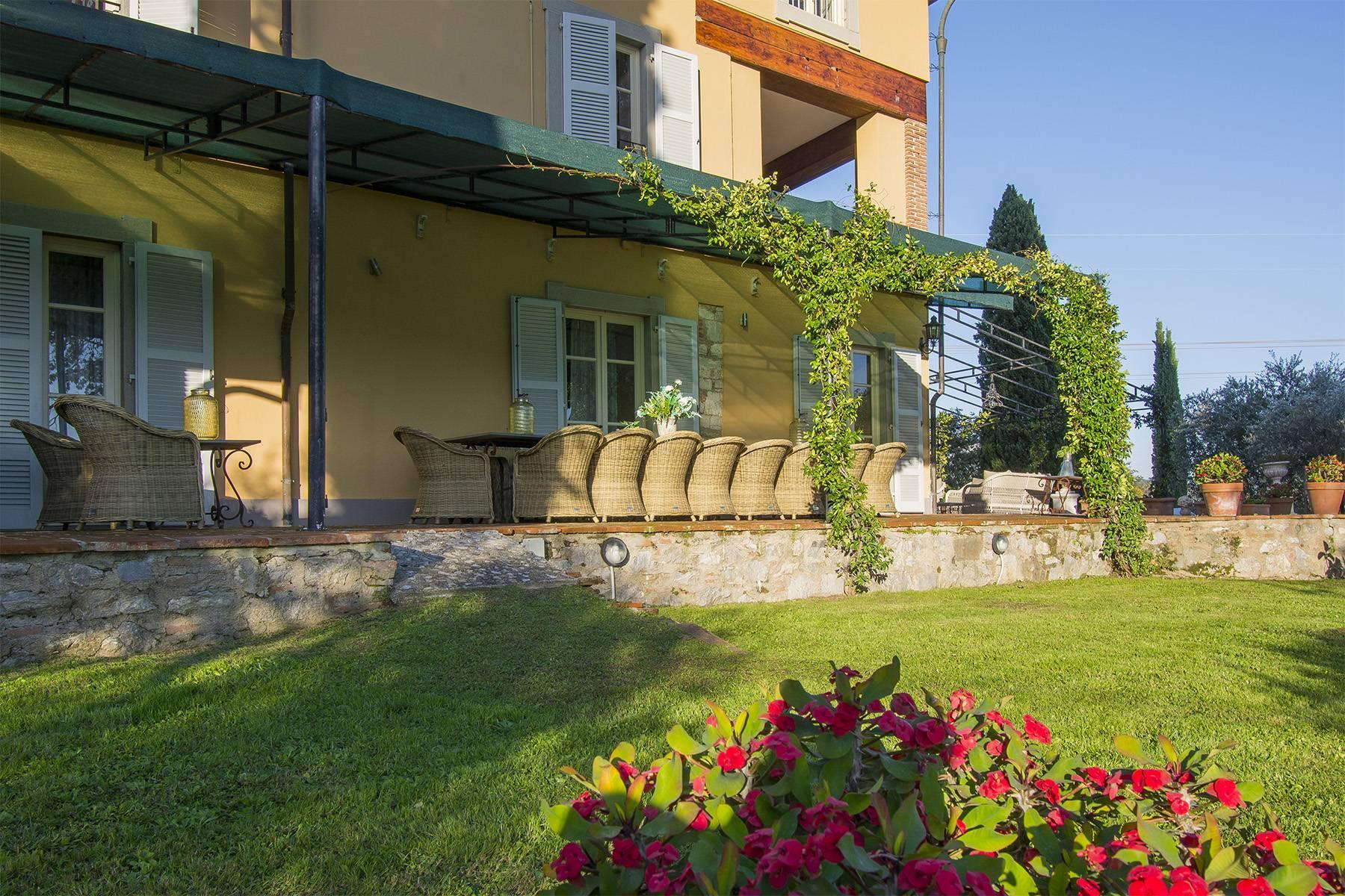 Romantic luxury Villa on the hills of Lucca - 3