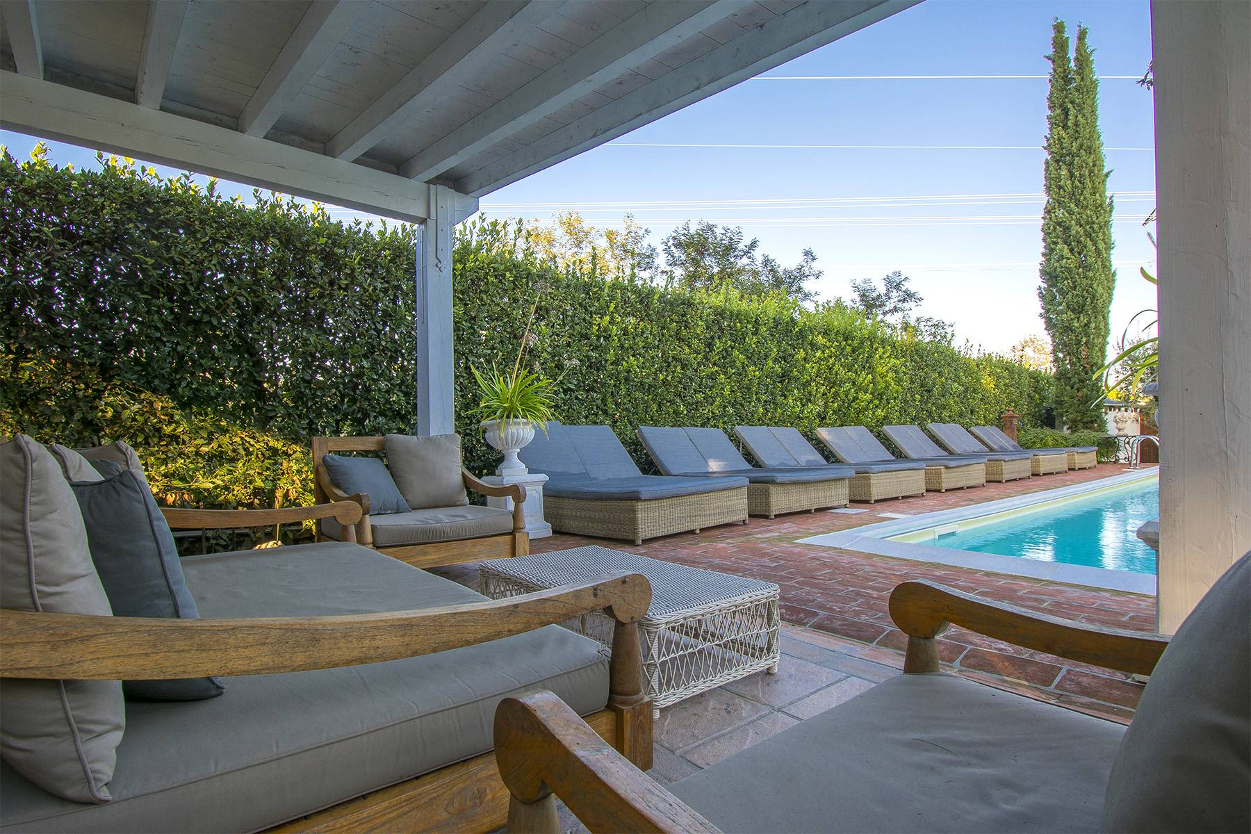 Romantic luxury Villa on the hills of Lucca - 6