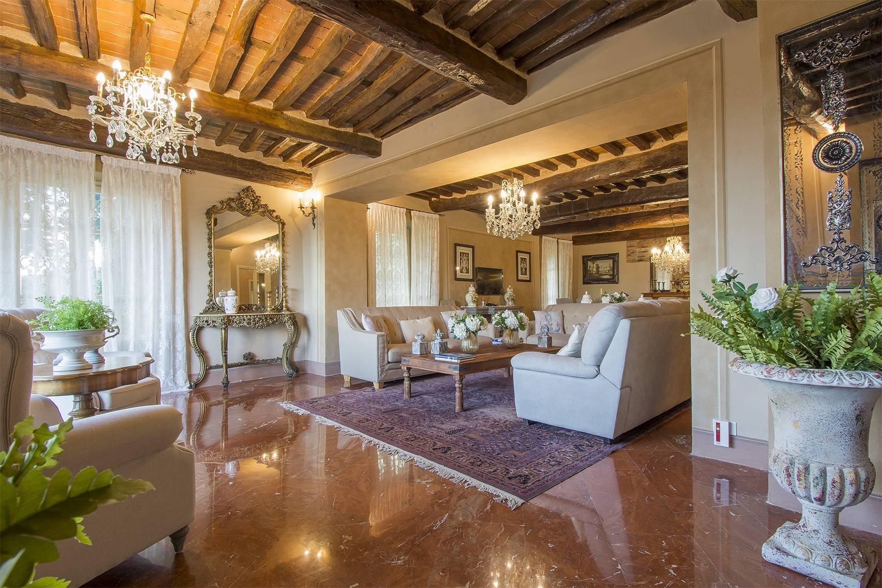 Romantic luxury Villa on the hills of Lucca - 13