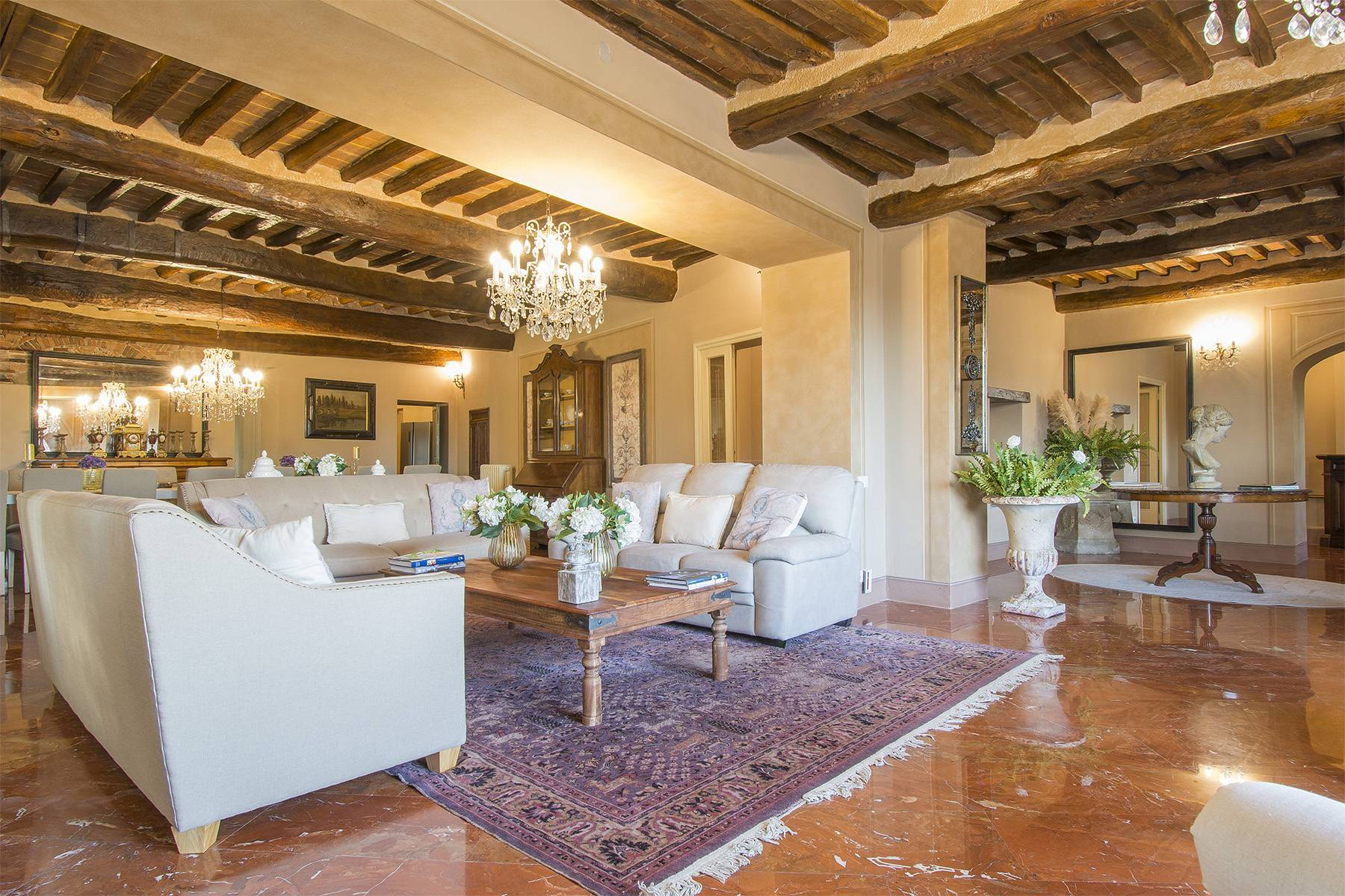 Romantic luxury Villa on the hills of Lucca - 12