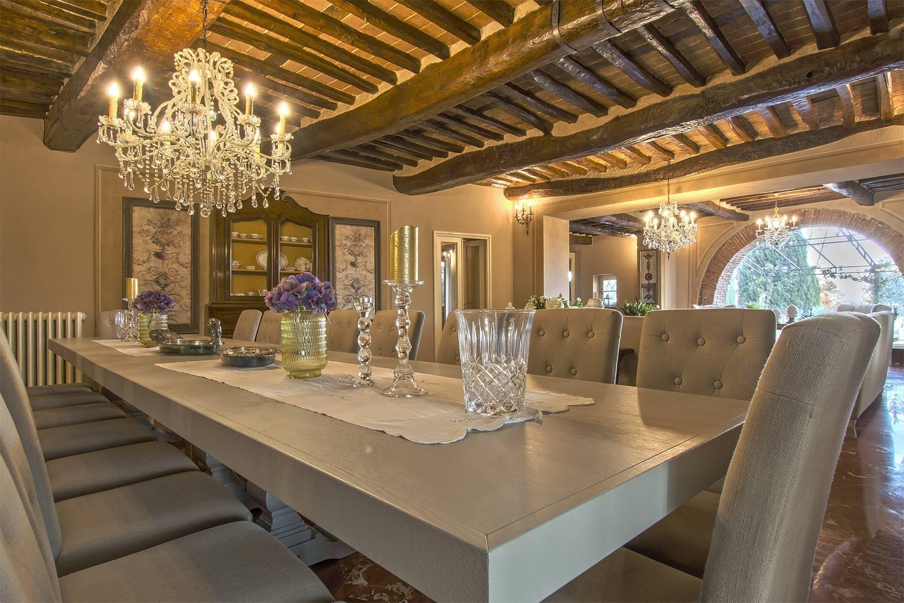 Romantic luxury Villa on the hills of Lucca - 7