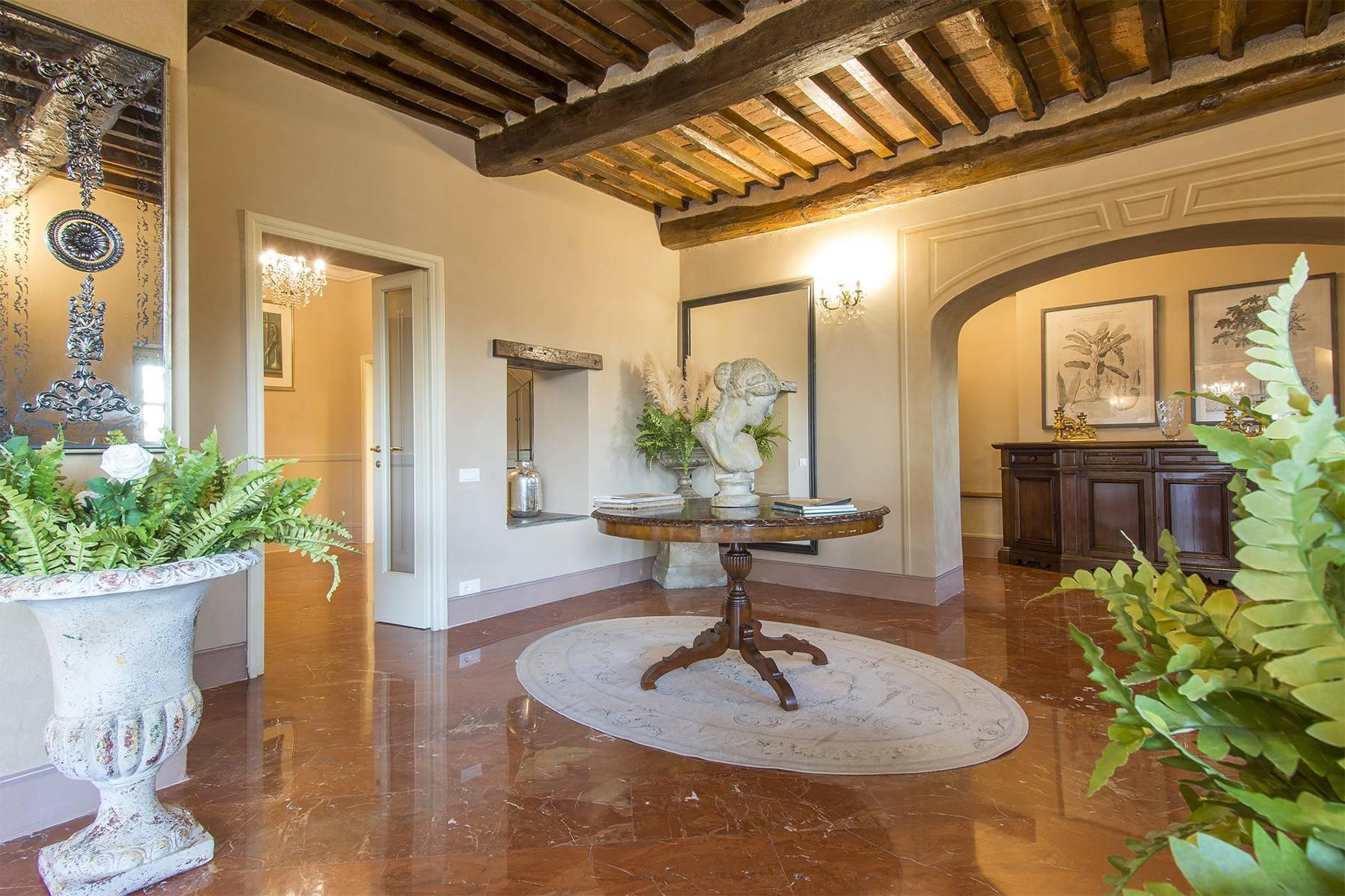 Romantic luxury Villa on the hills of Lucca - 15