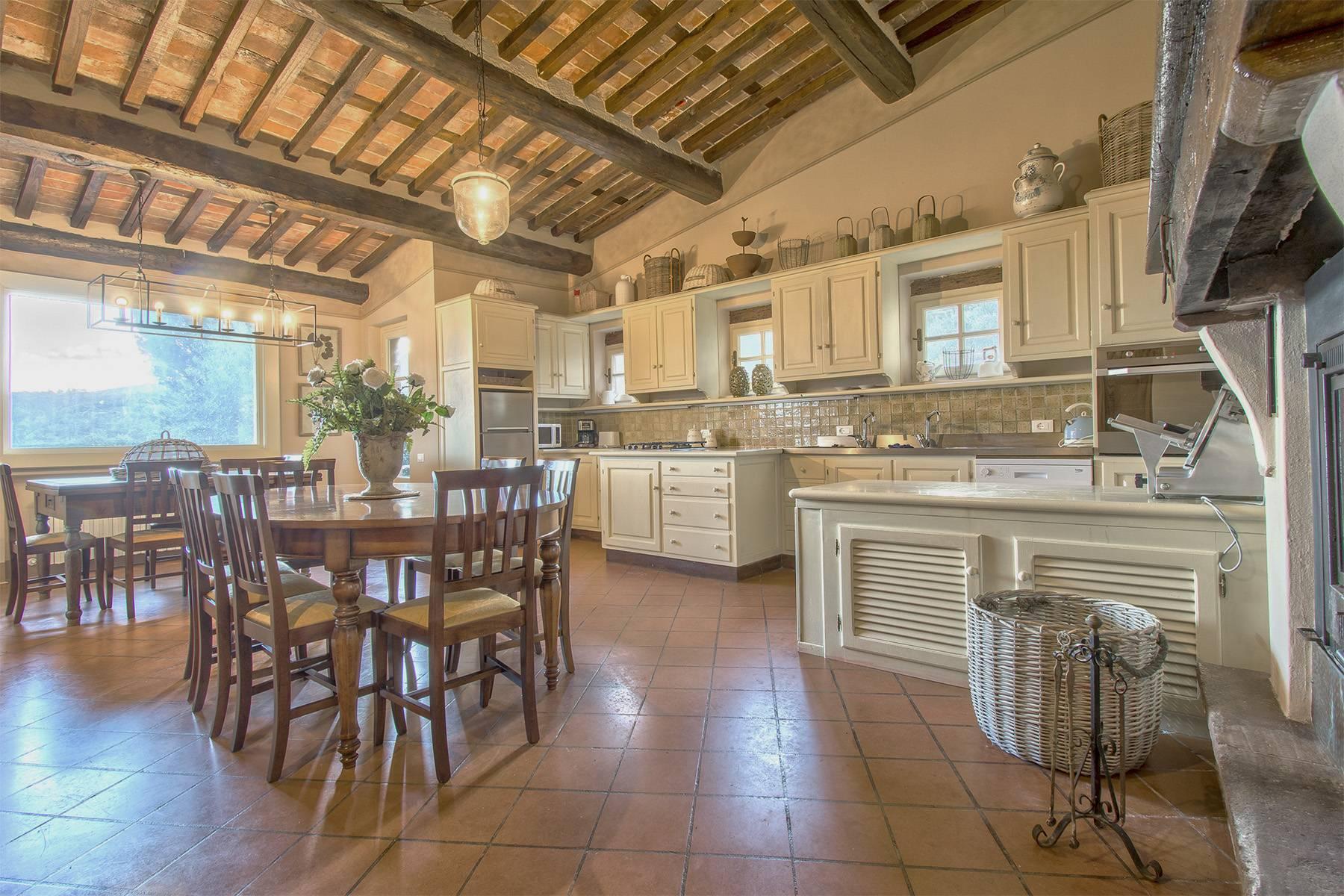 Romantic luxury Villa on the hills of Lucca - 9