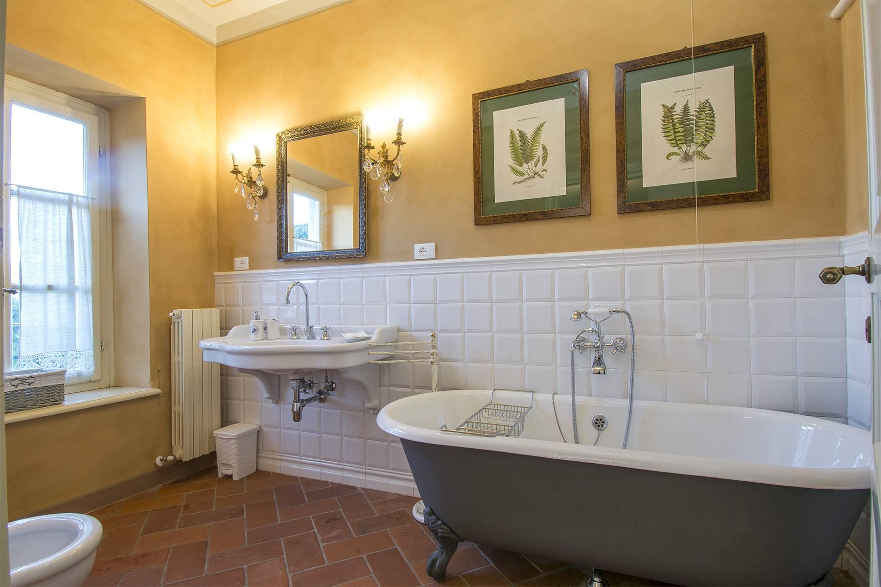 Romantic luxury Villa on the hills of Lucca - 22