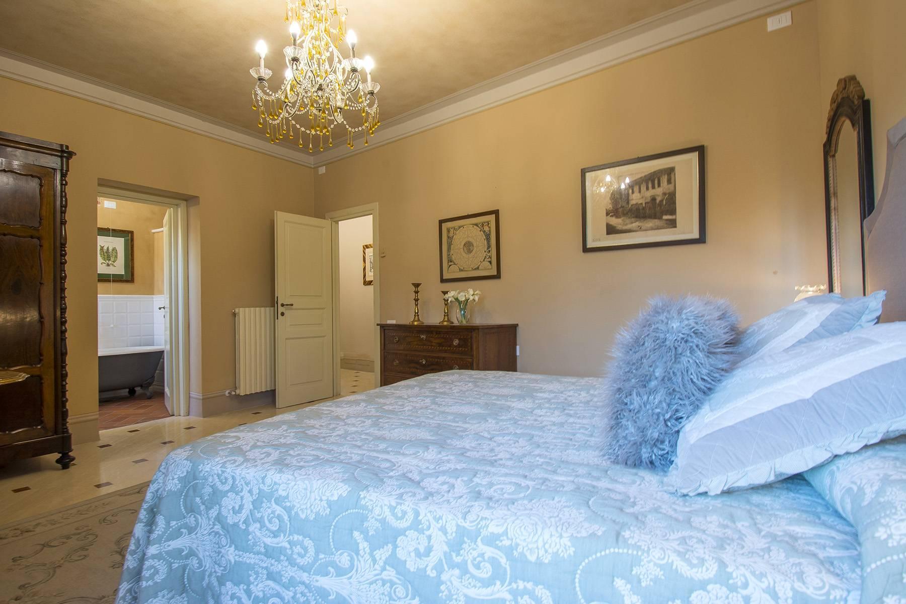 Romantic luxury Villa on the hills of Lucca - 23