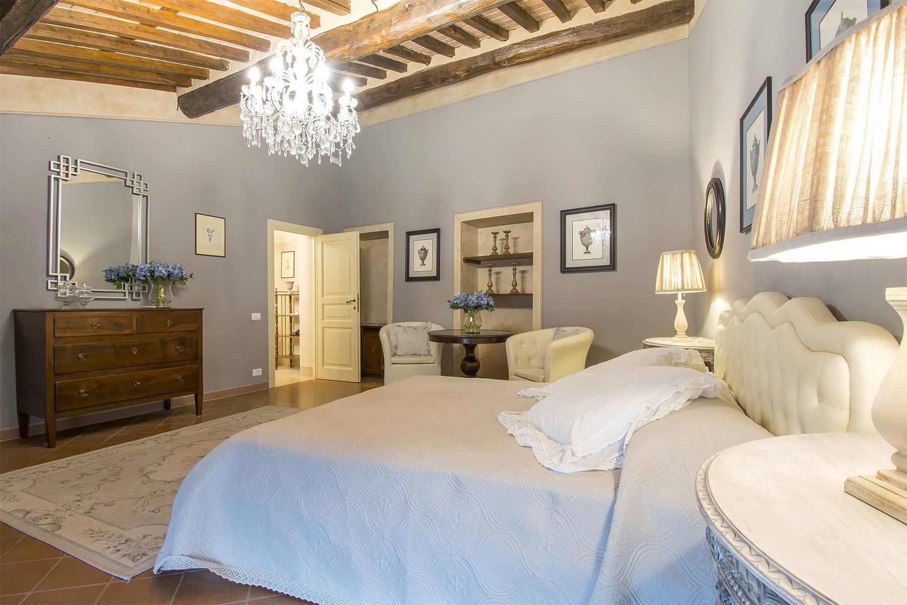 Romantic luxury Villa on the hills of Lucca - 28