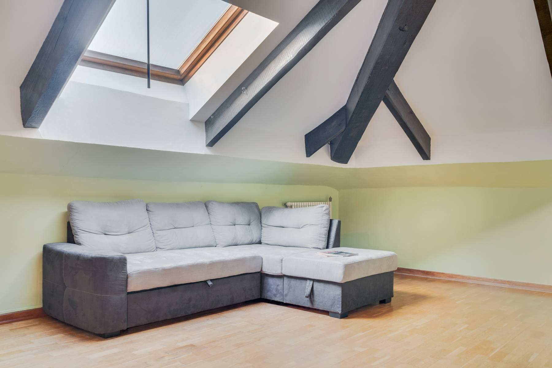 Bright attic in the heart of Crocetta neighborhood - 3