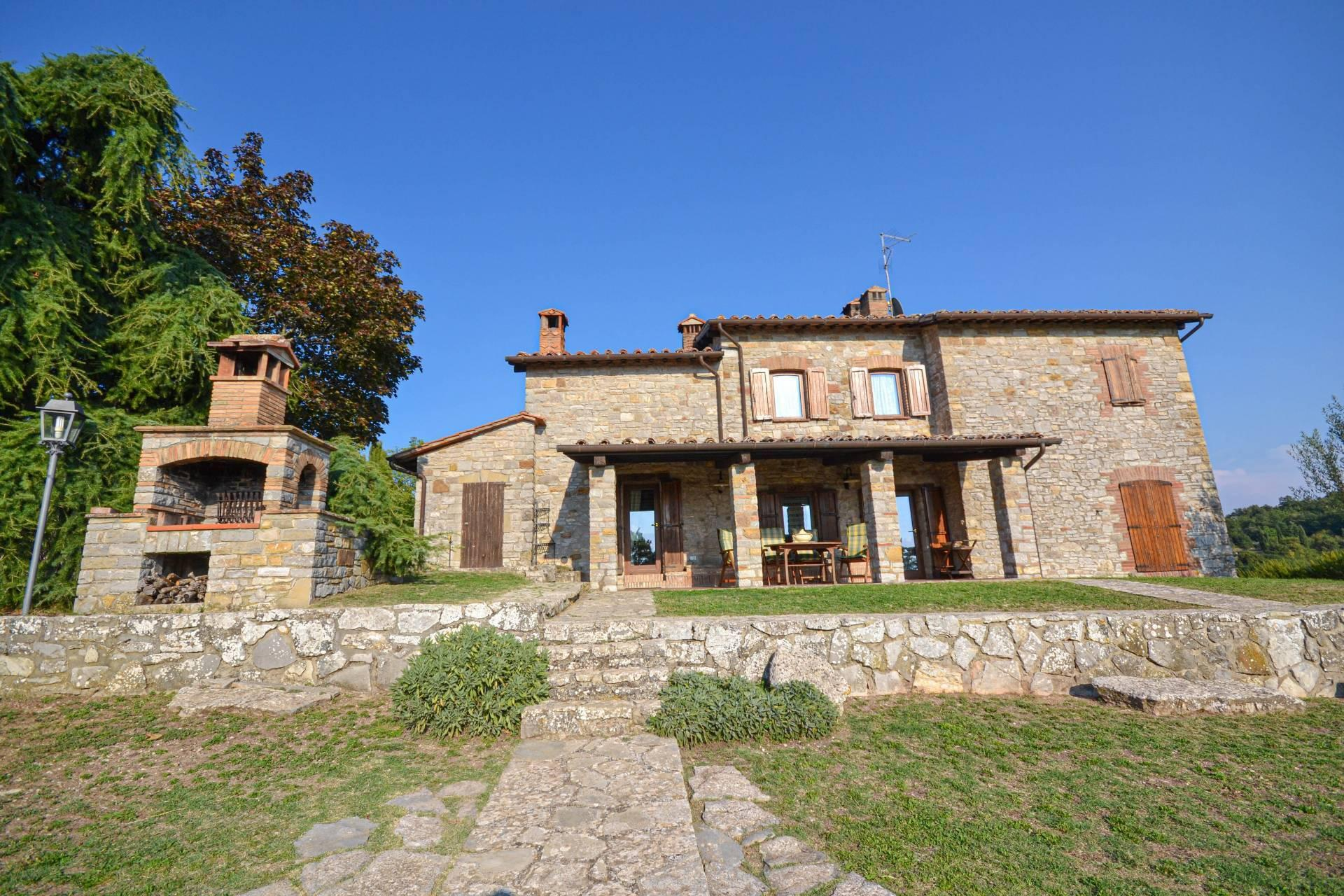 Wonderful property in the heart of Umbria - 1