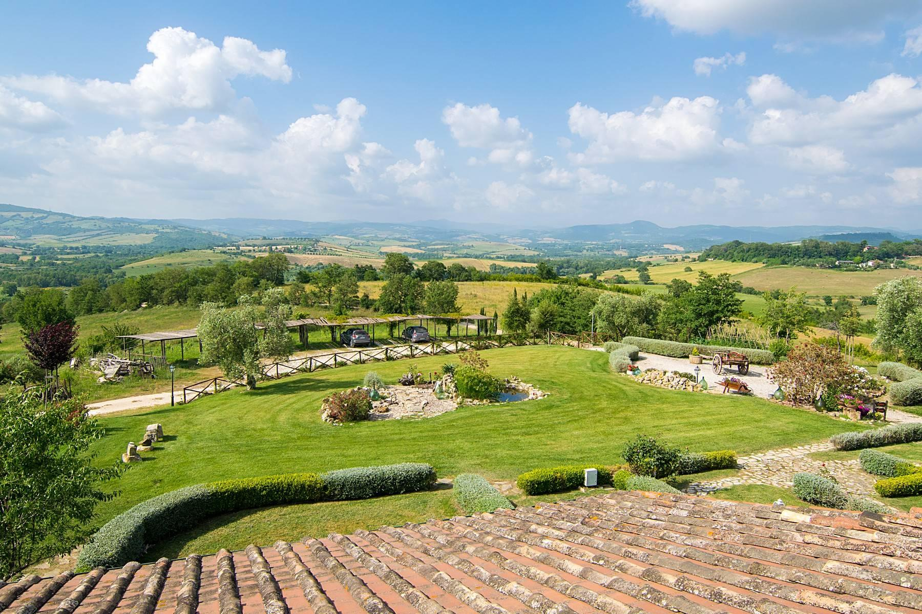 A property in the tuscan countryside for those who want to change their life - 6