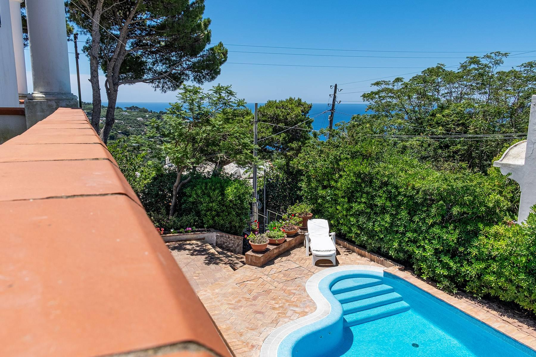 Charming villa with swimming pool in Anacapri - 22