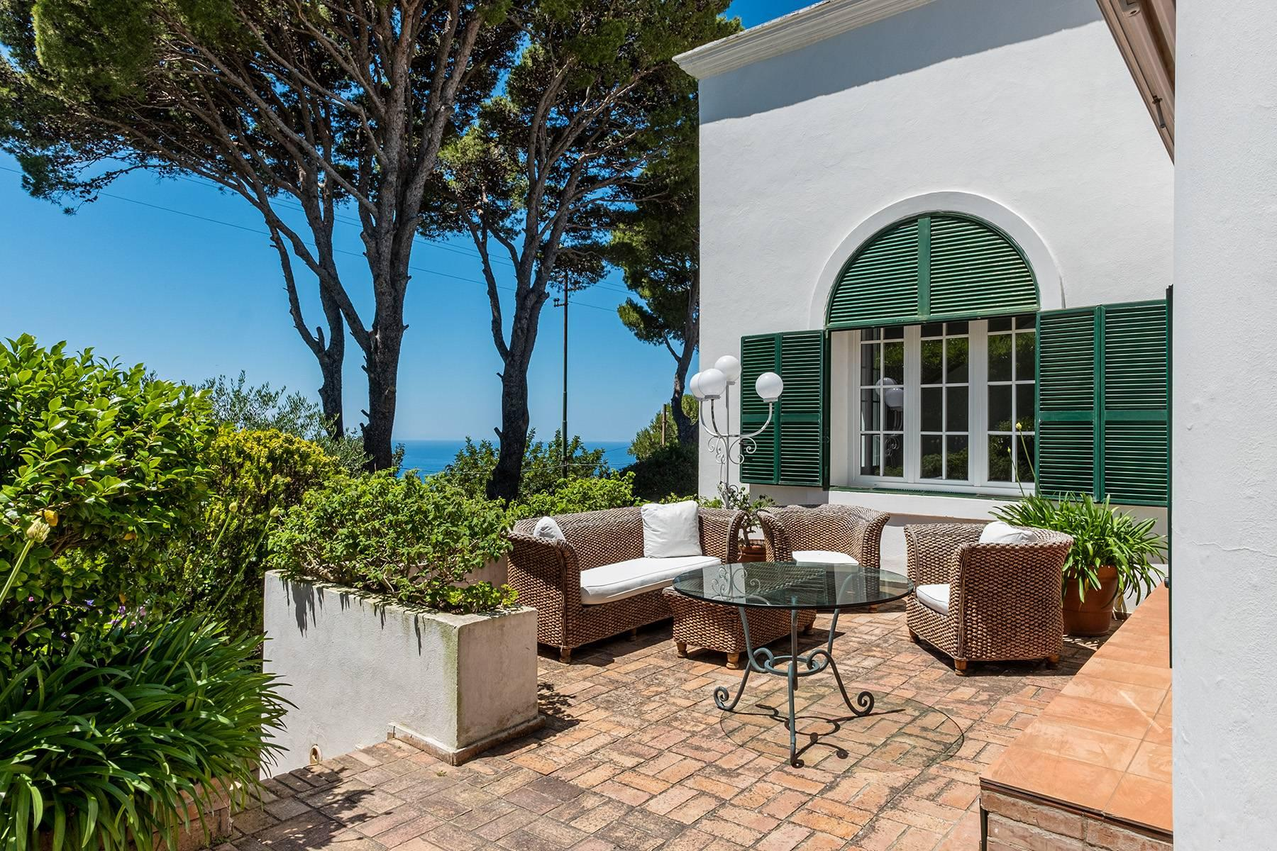 Charming villa with swimming pool in Anacapri - 7