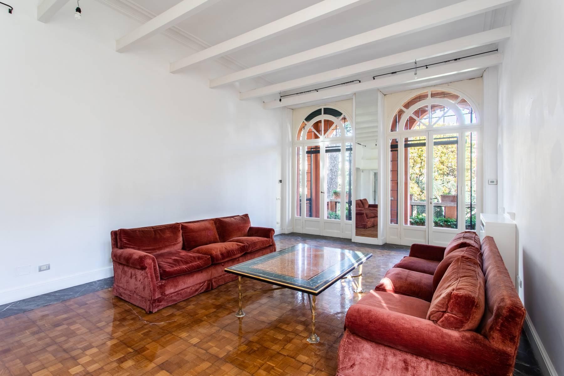 Appartement élégant avec vue sur le jardin - 3