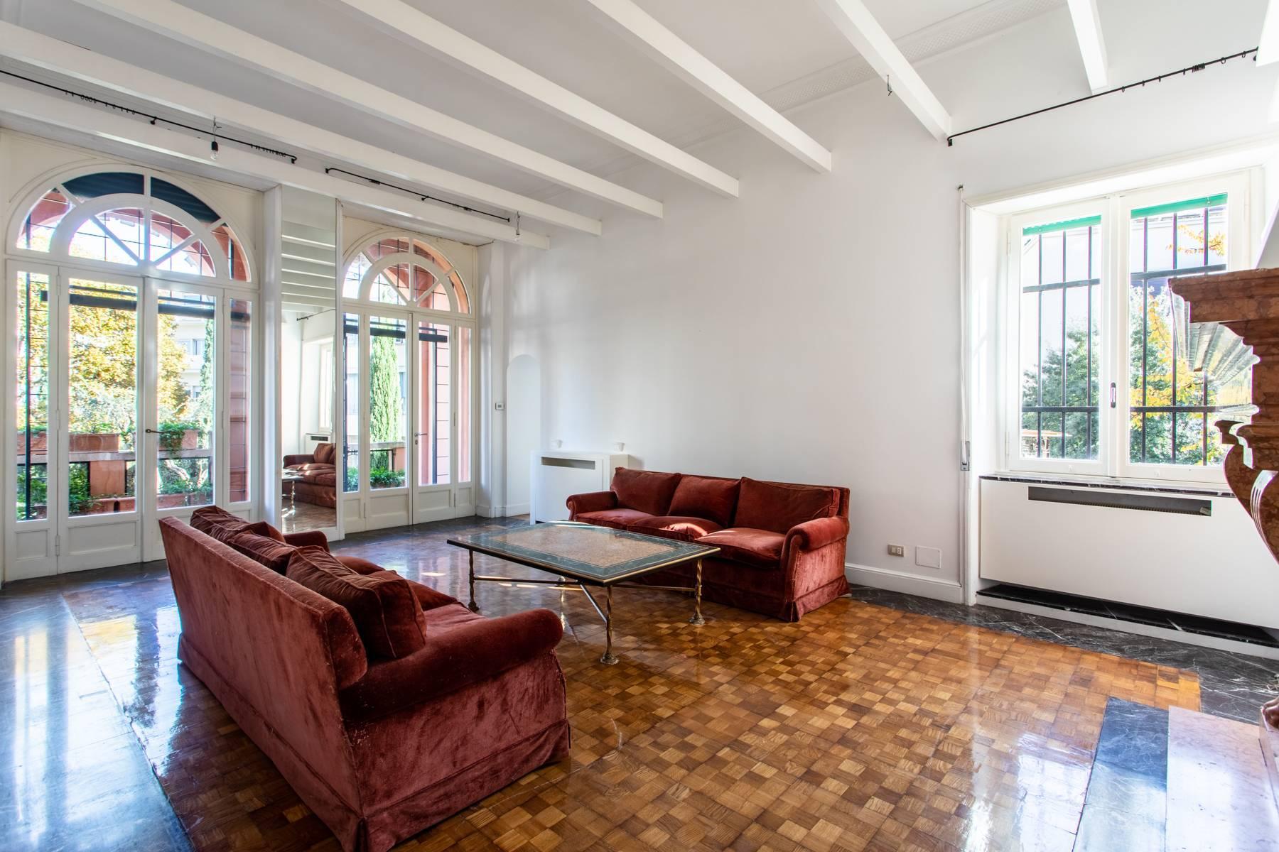 Appartement élégant avec vue sur le jardin - 2
