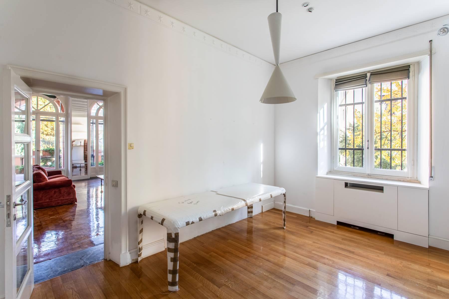 Appartement élégant avec vue sur le jardin - 6