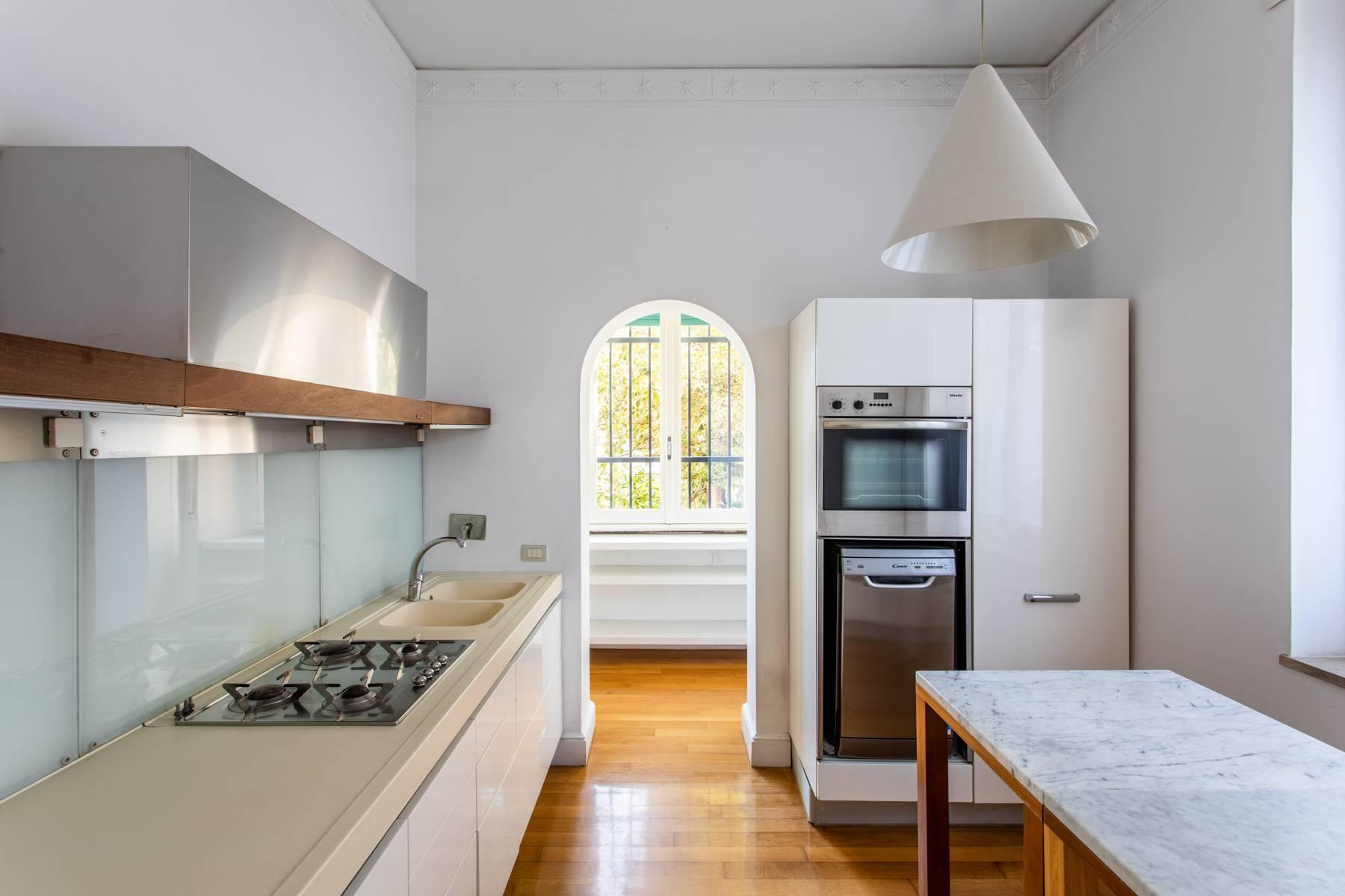 Appartement élégant avec vue sur le jardin - 11