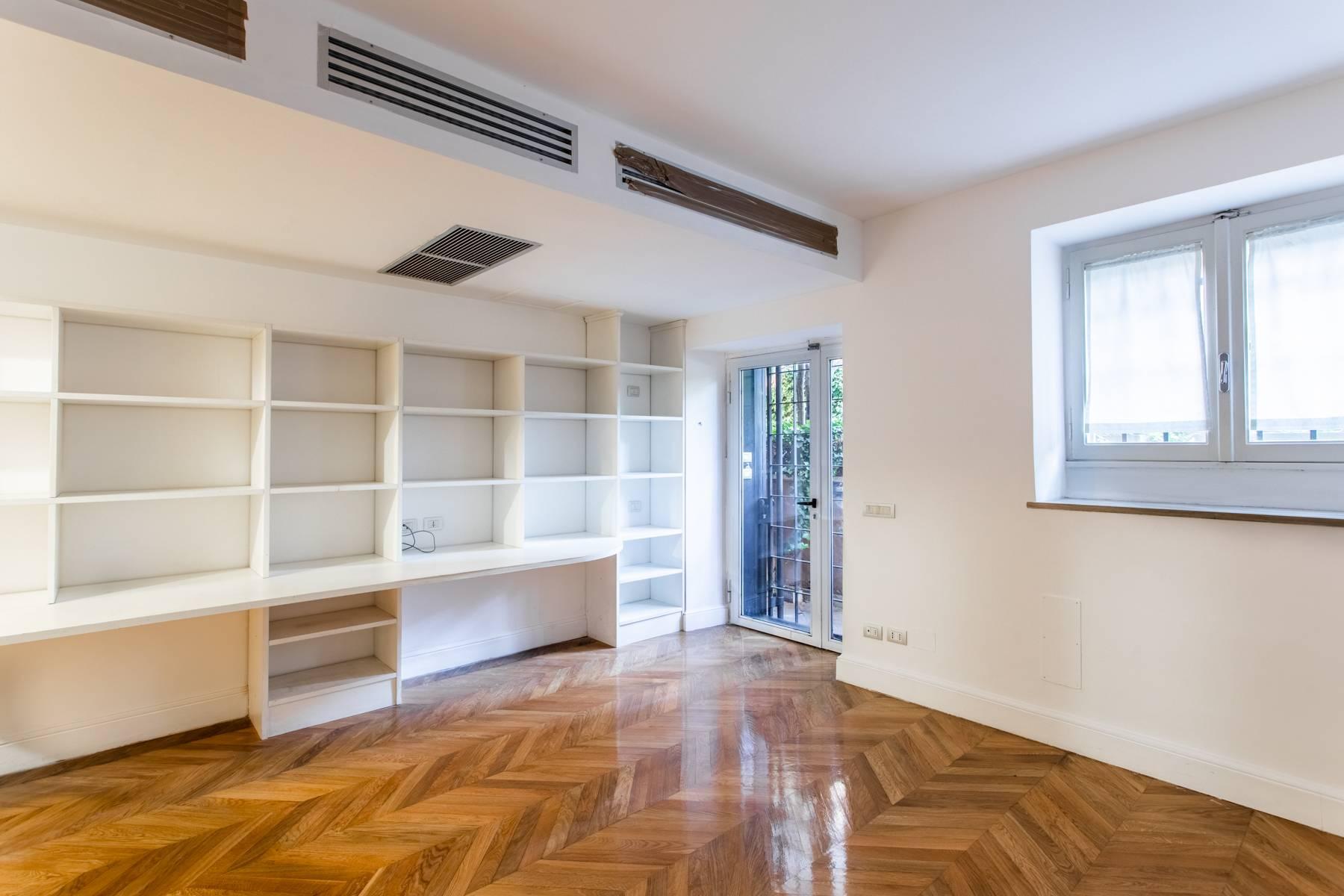 Appartement élégant avec vue sur le jardin - 9
