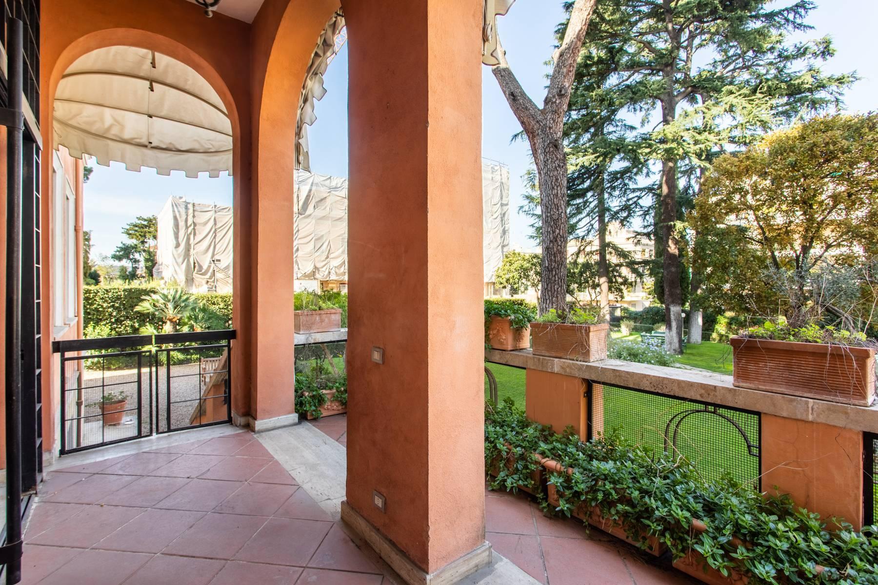 Appartement élégant avec vue sur le jardin - 1
