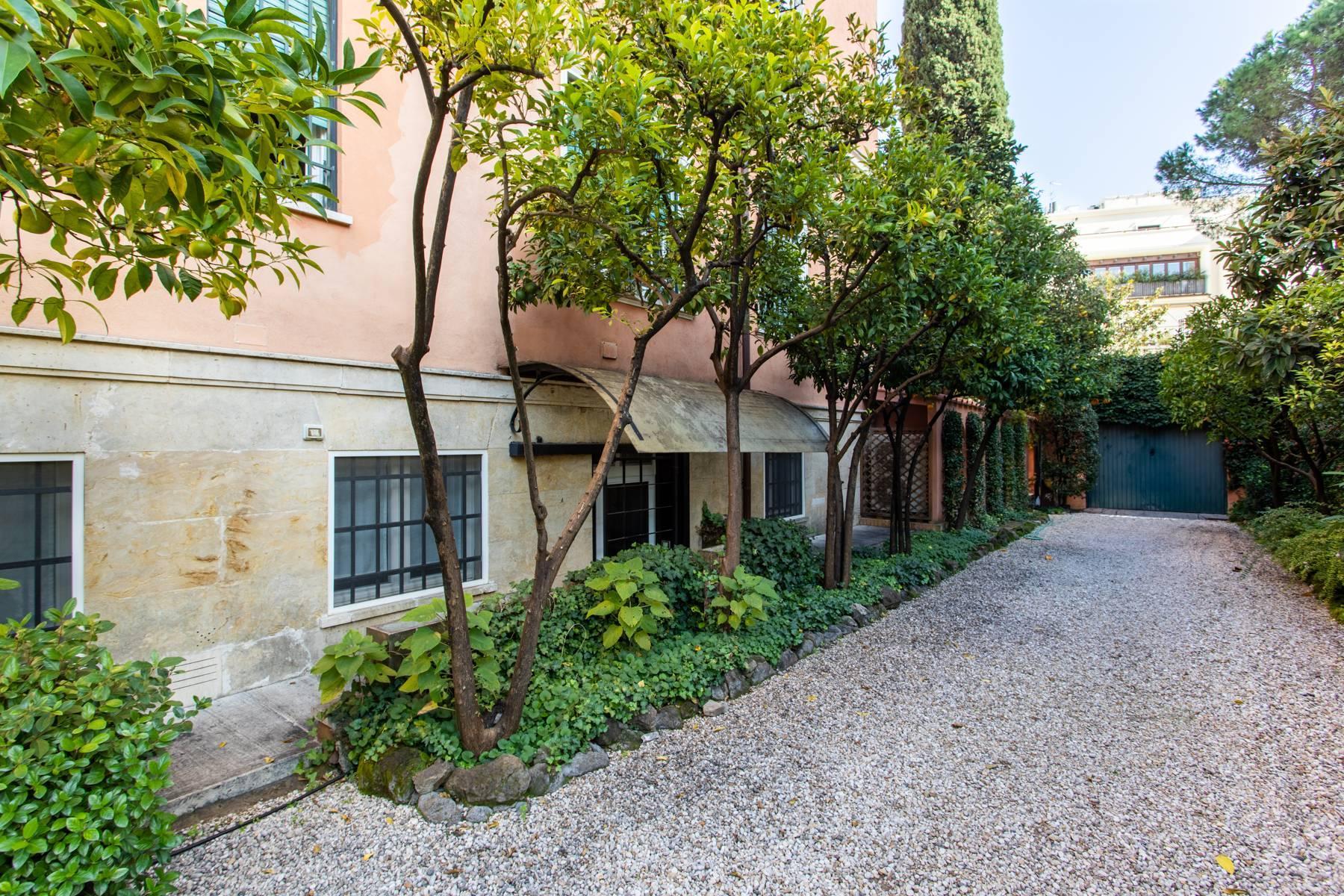 Appartement élégant avec vue sur le jardin - 23