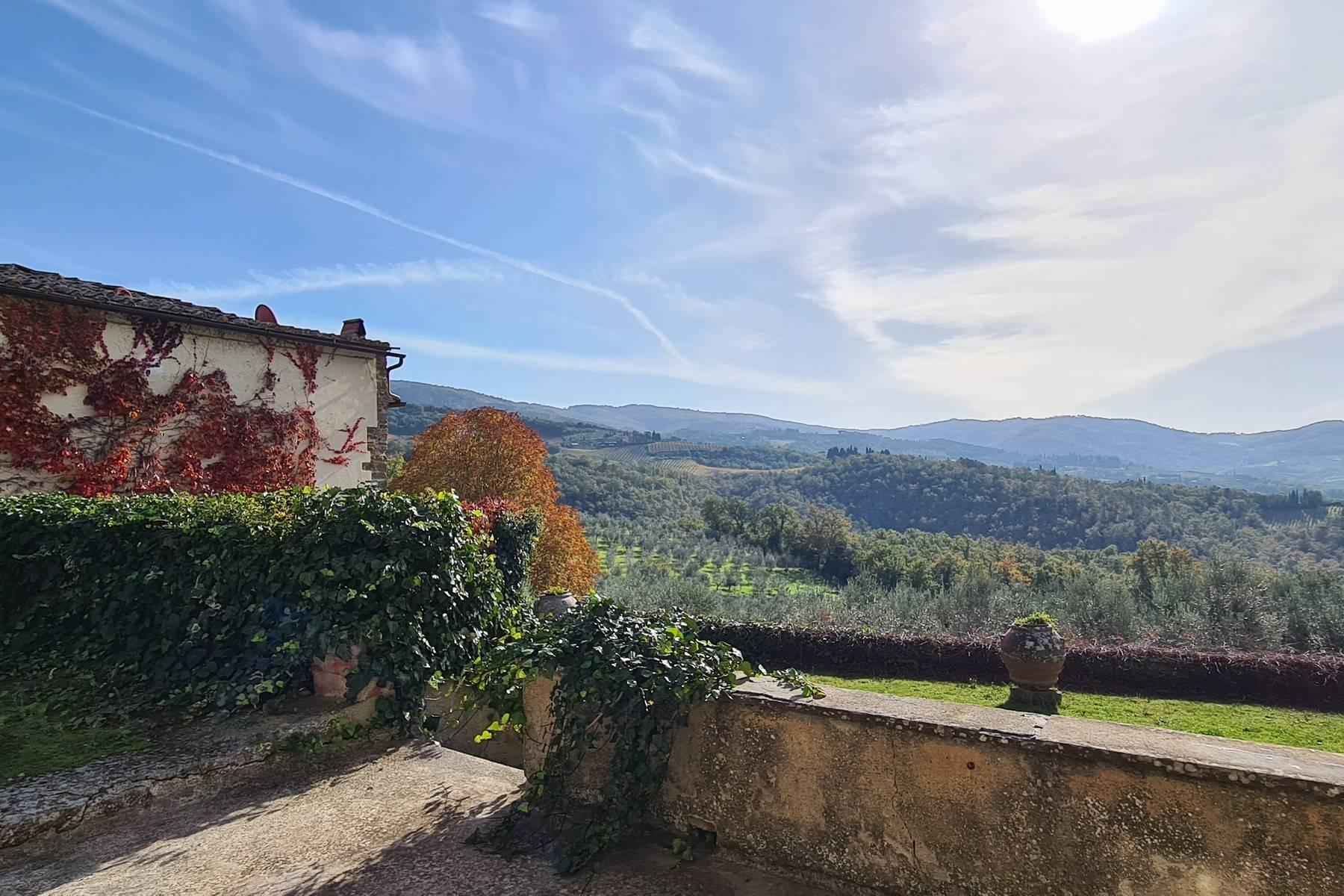 Enchanting historical villa in the heart of Chianti - 3