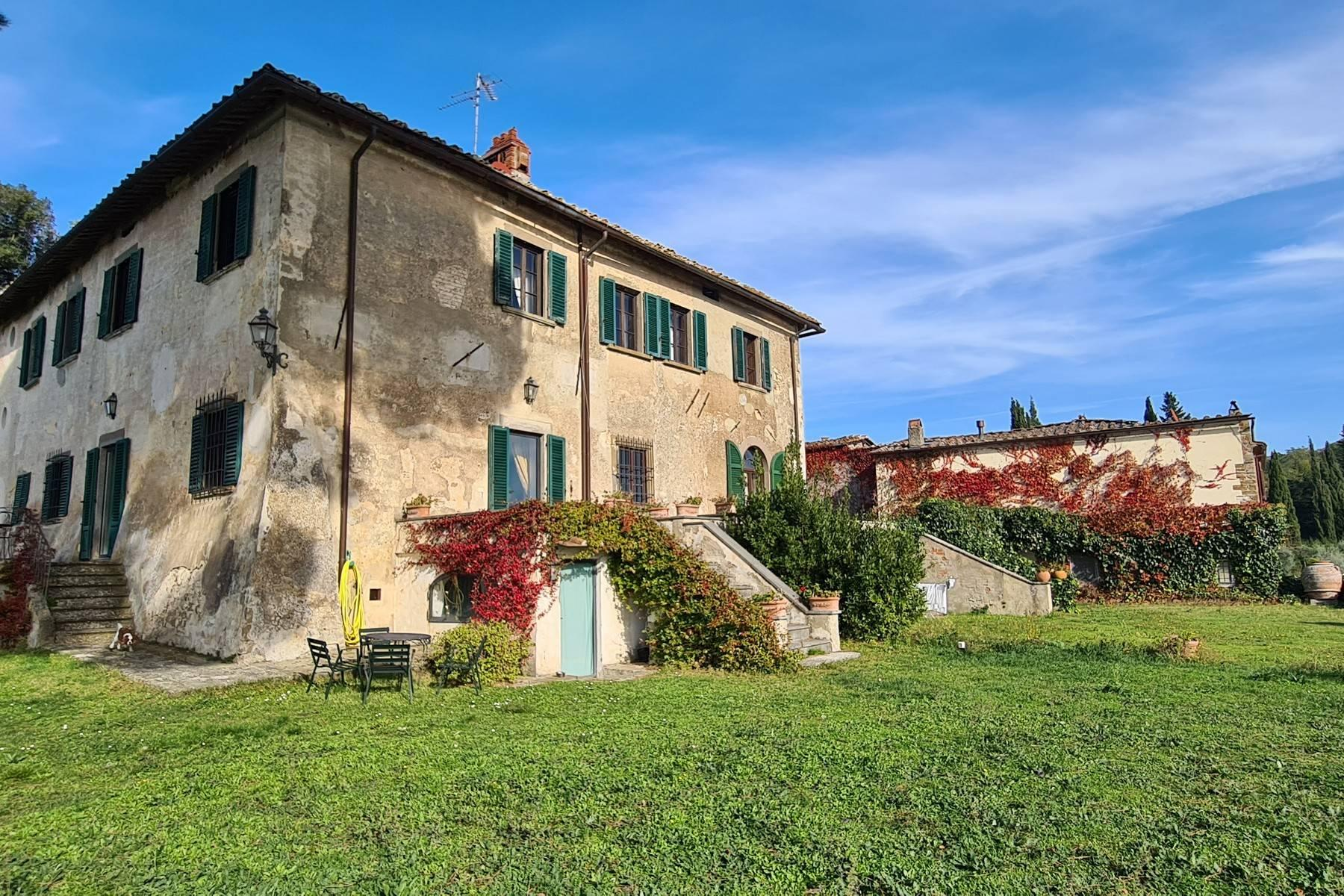 Enchanting historical villa in the heart of Chianti - 5