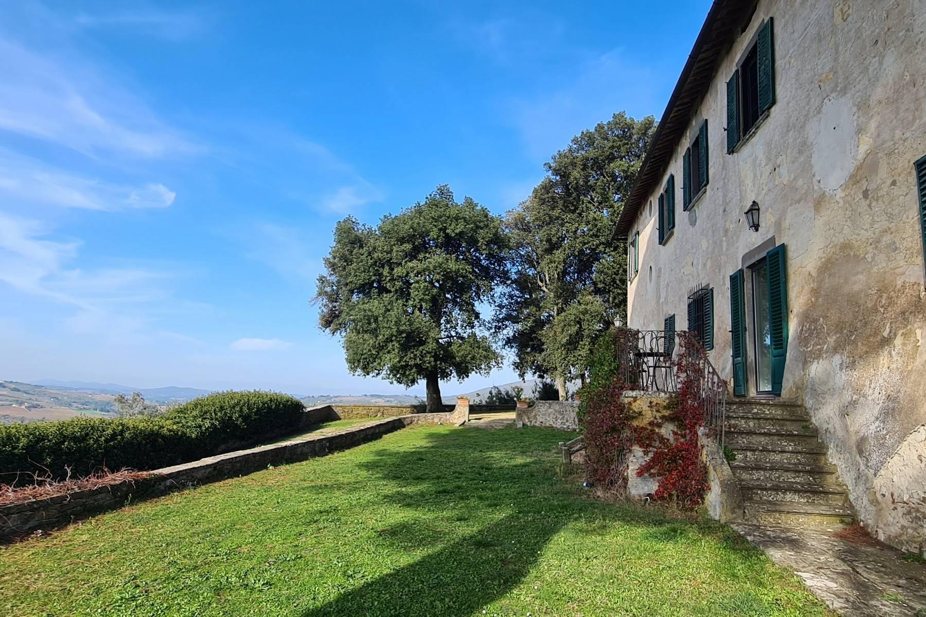 Meravigliosa storica villa nel cuore del Chianti - 6