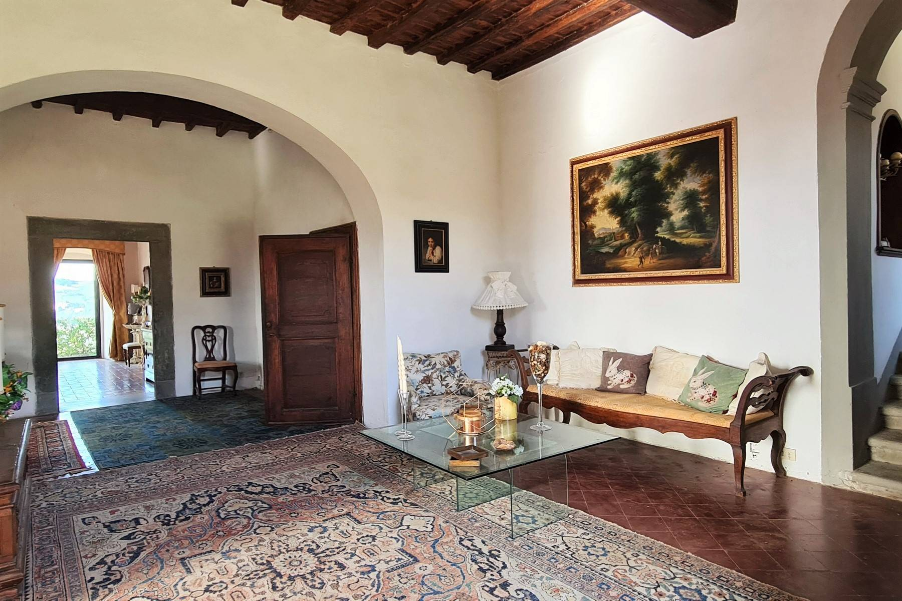 Enchanting historical villa in the heart of Chianti - 8