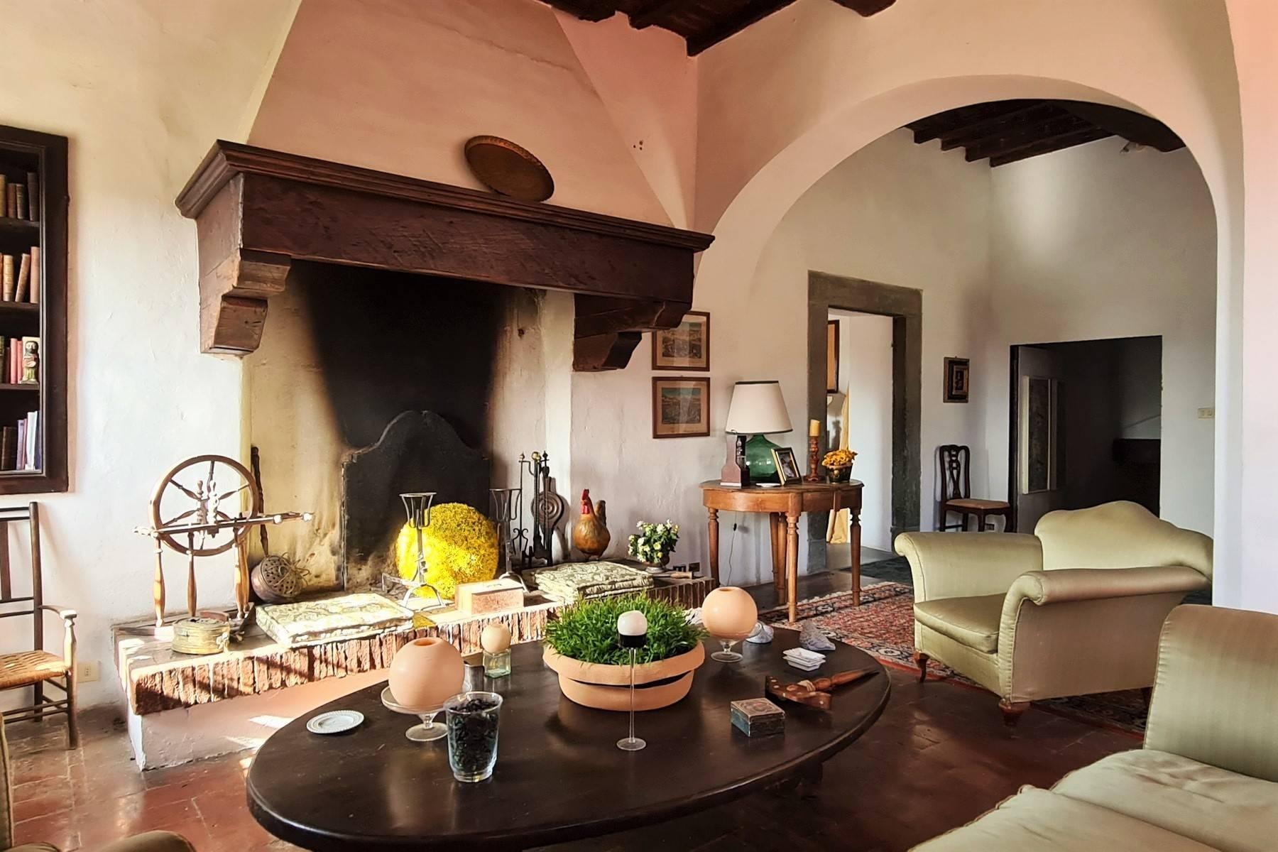 Enchanting historical villa in the heart of Chianti - 9