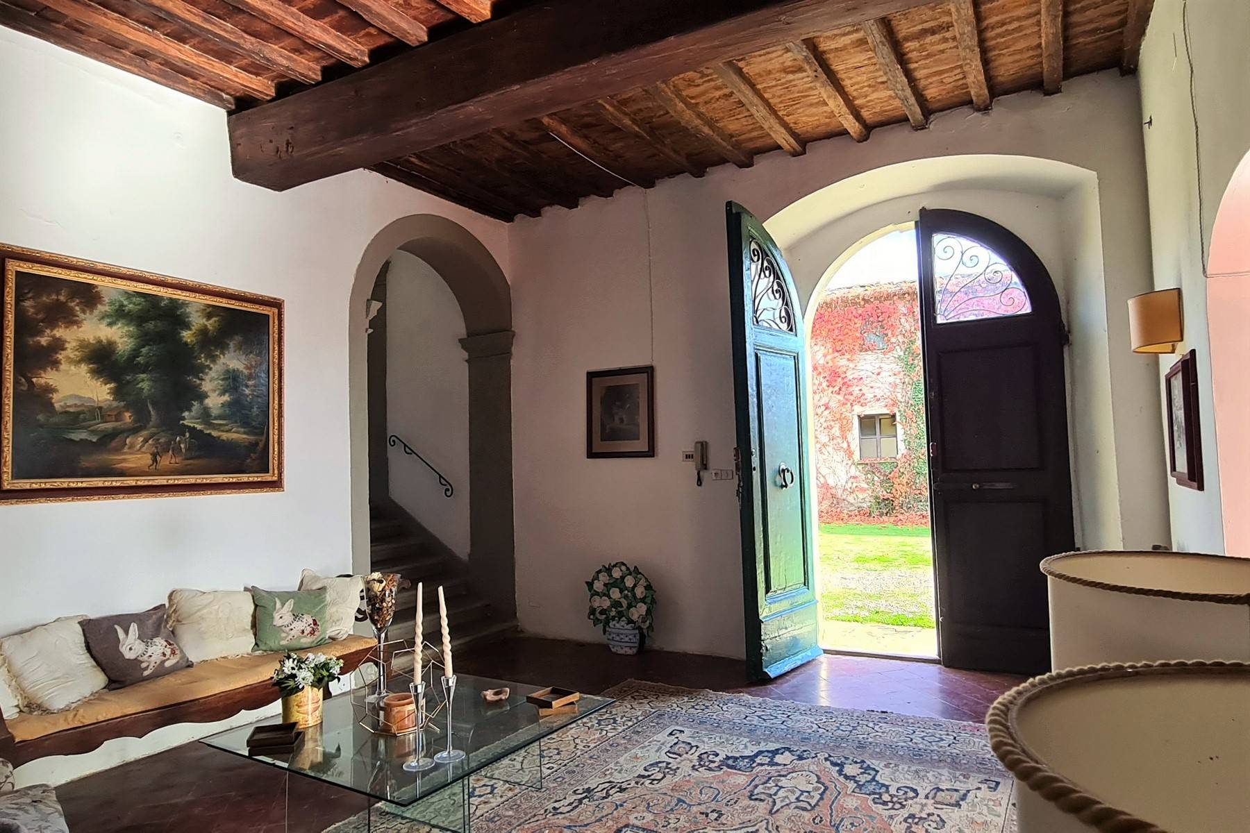 Enchanting historical villa in the heart of Chianti - 10