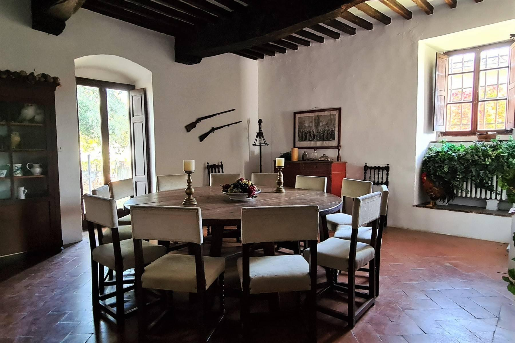Enchanting historical villa in the heart of Chianti - 11