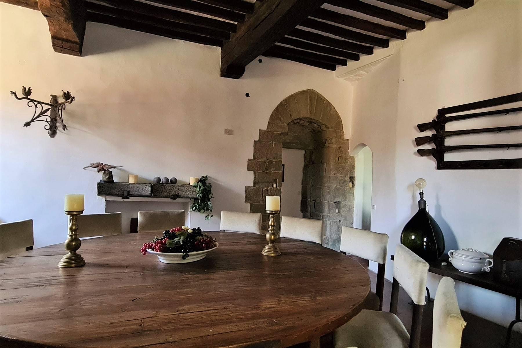 Charmante villa historique au coeur du Chianti - 12