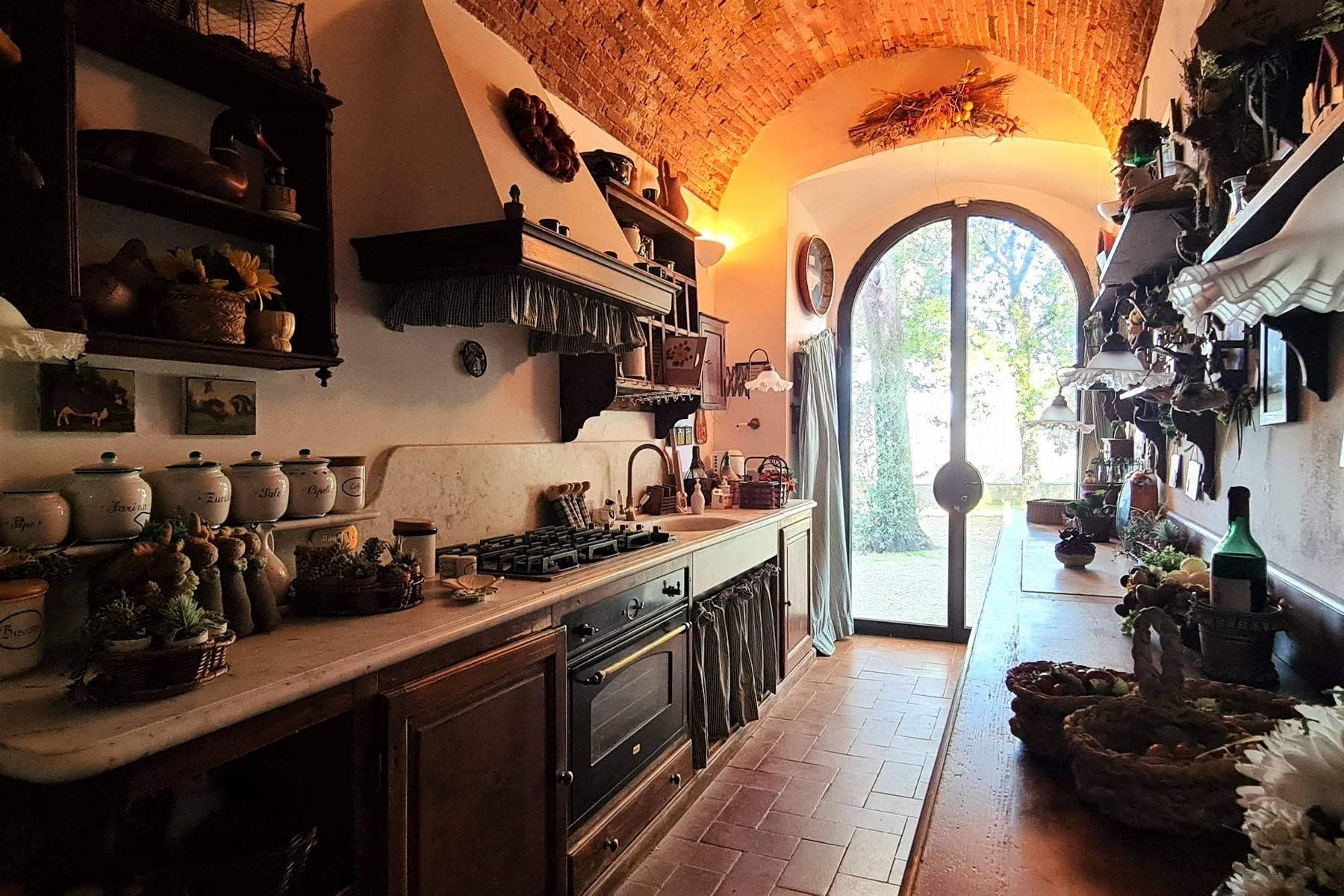 Enchanting historical villa in the heart of Chianti - 13