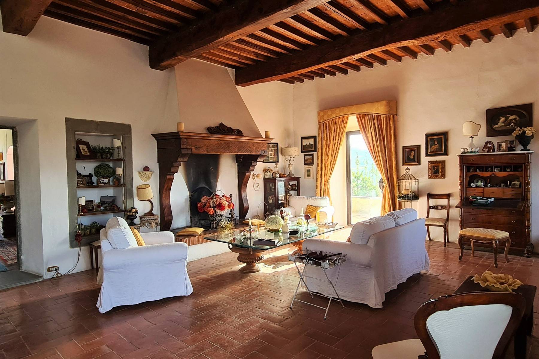 Enchanting historical villa in the heart of Chianti - 14