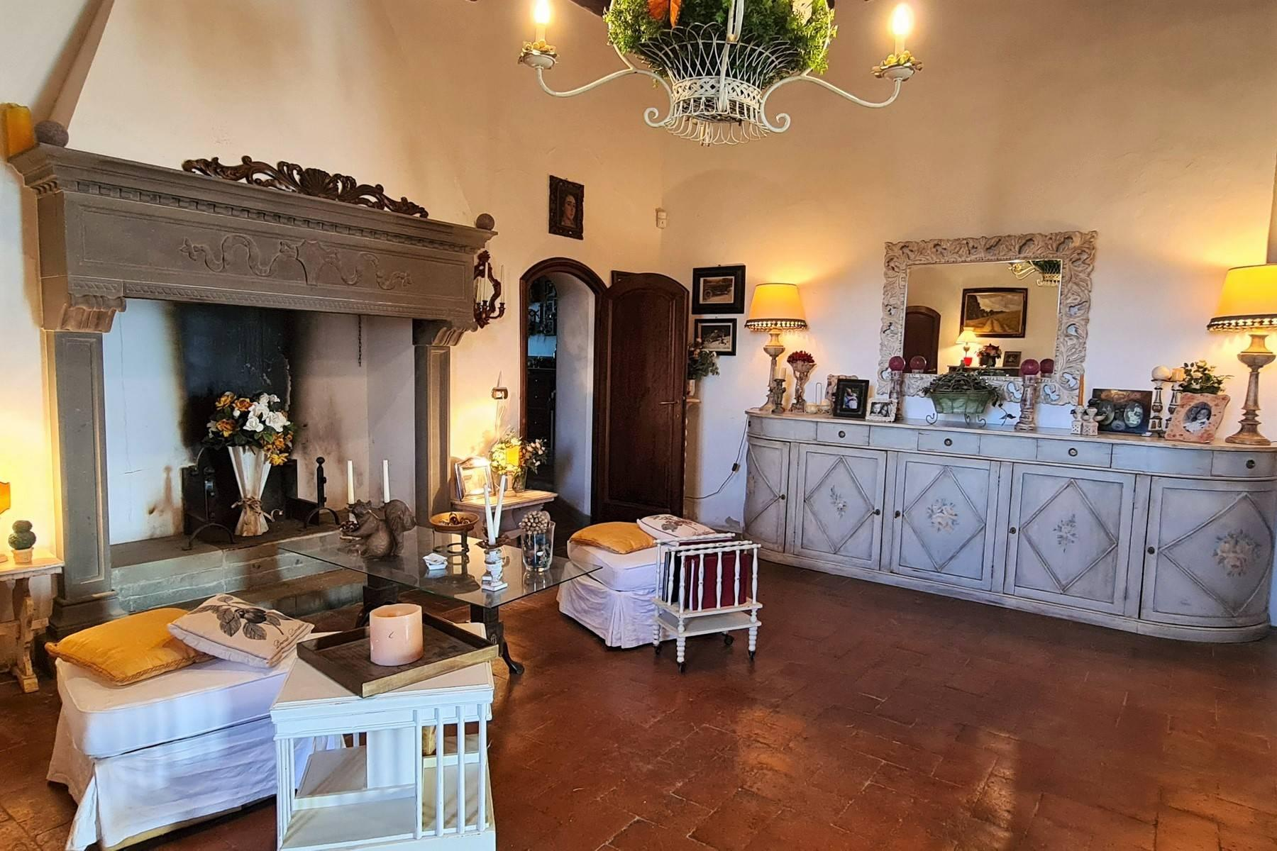 Enchanting historical villa in the heart of Chianti - 15