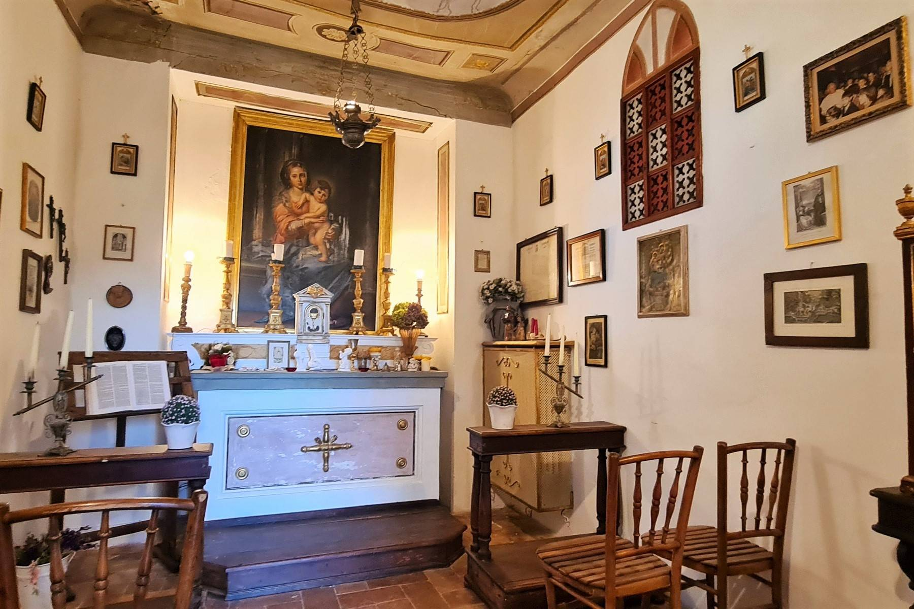Enchanting historical villa in the heart of Chianti - 16