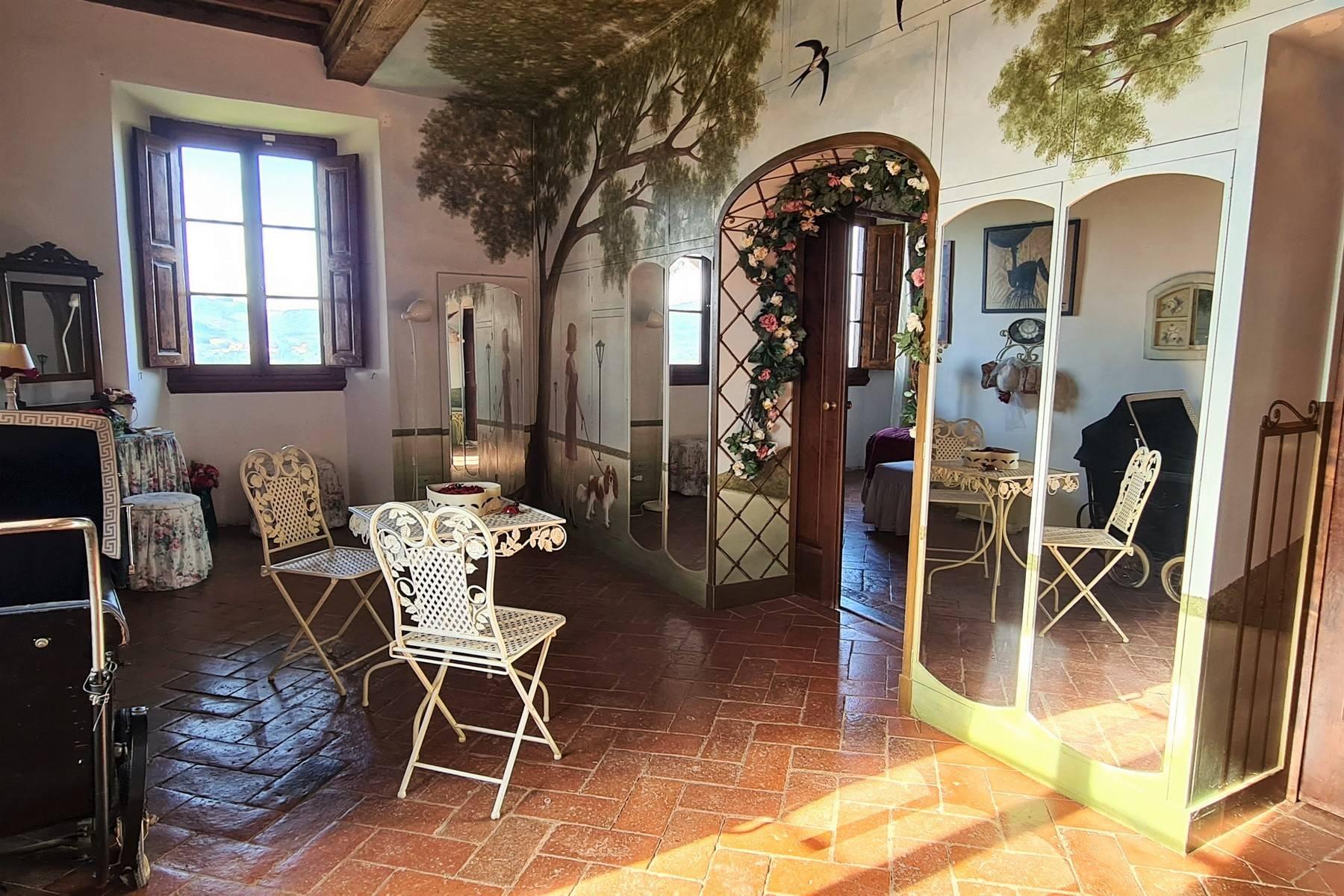 Charmante villa historique au coeur du Chianti - 20