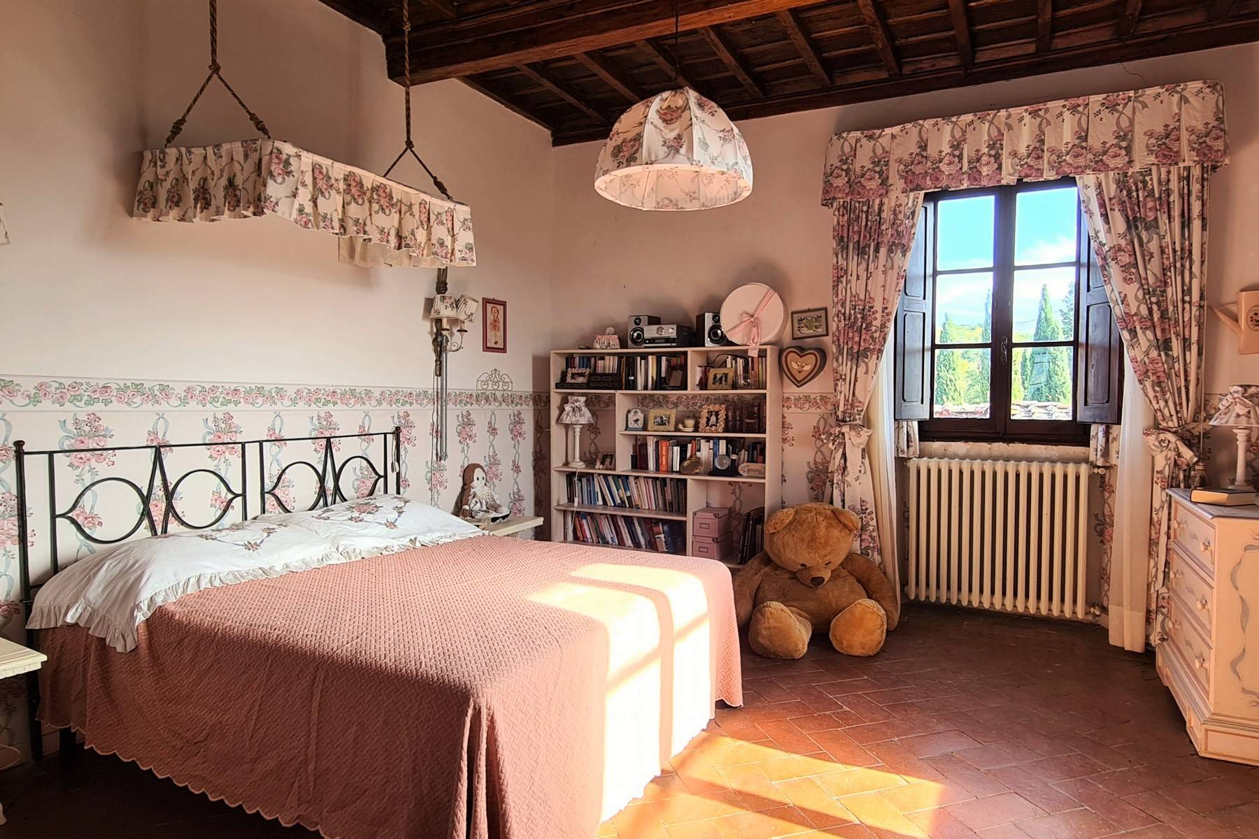 Enchanting historical villa in the heart of Chianti - 22