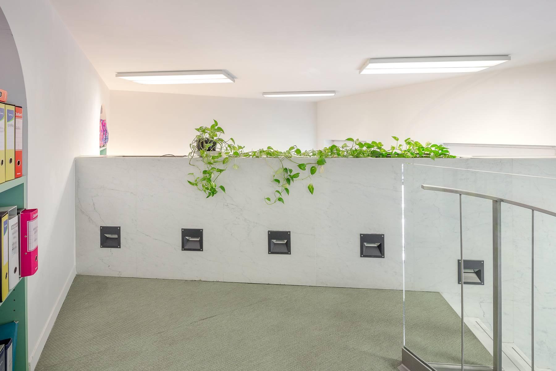 Open space office/residential property in Piazza Giovine Italia/Via Aurelio Saffi - 5