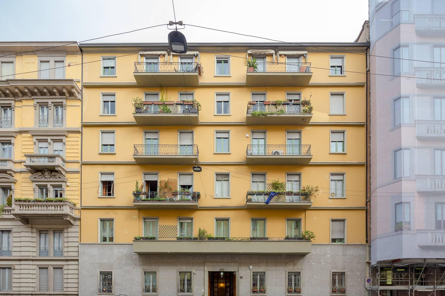 Open space office/residential property in Piazza Giovine Italia/Via Aurelio Saffi - 24