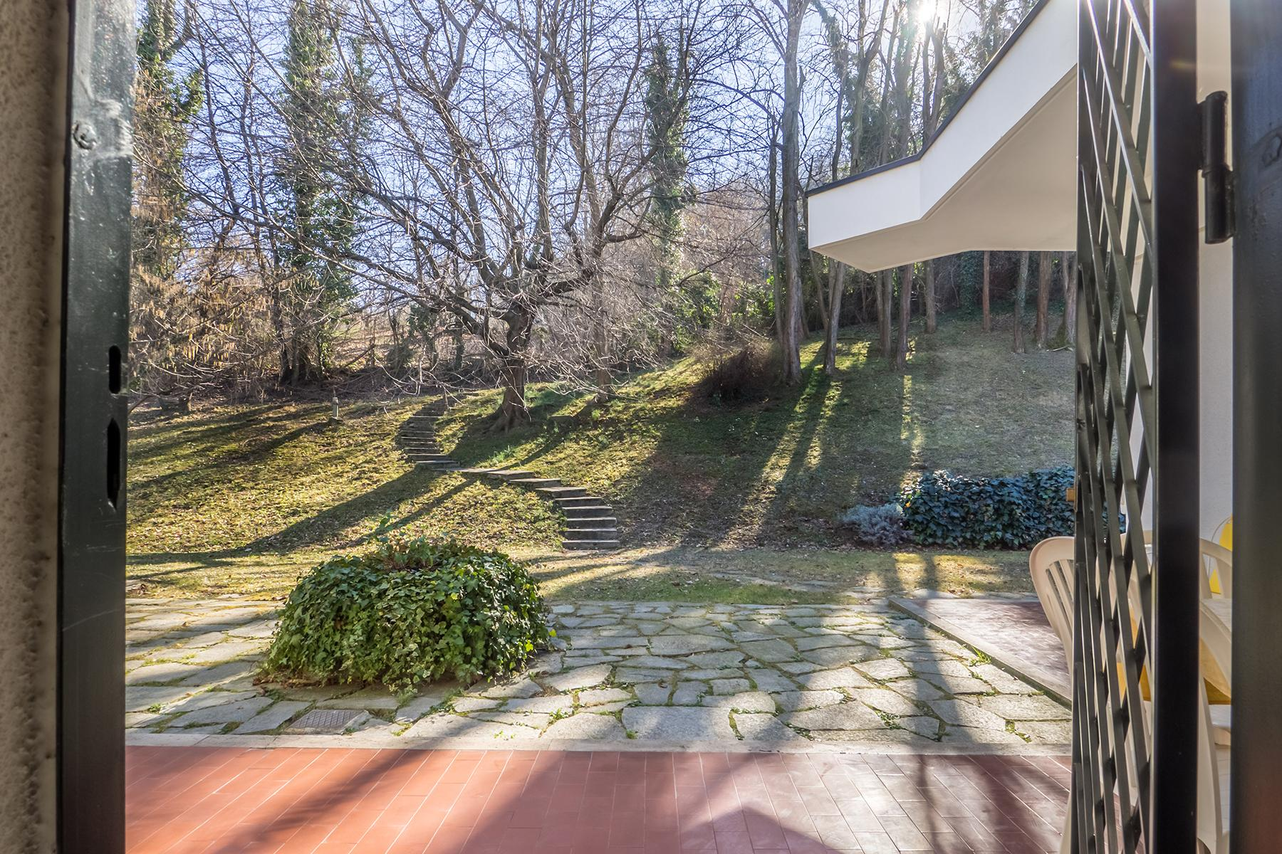 Villa with private garden in the hill of Turin - 17