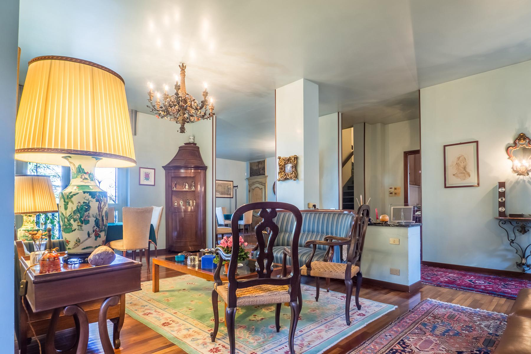 Villa with private garden in the hill of Turin - 22